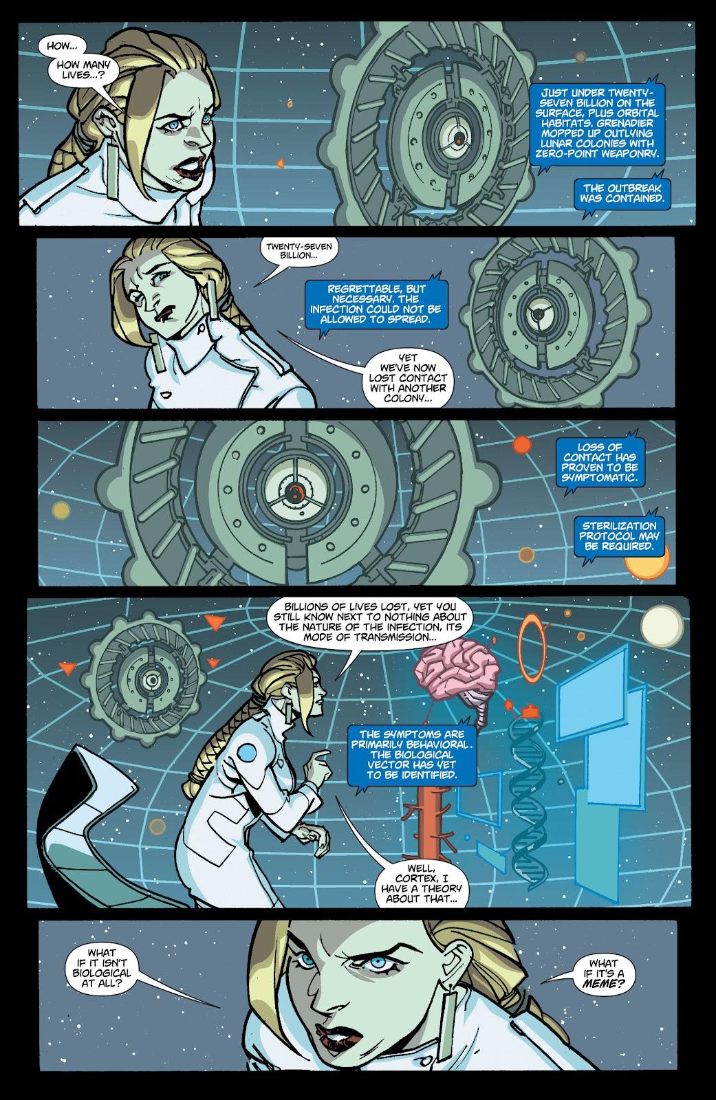 Read online Strange Adventures (2014) comic -  Issue # TPB (Part 1) - 89