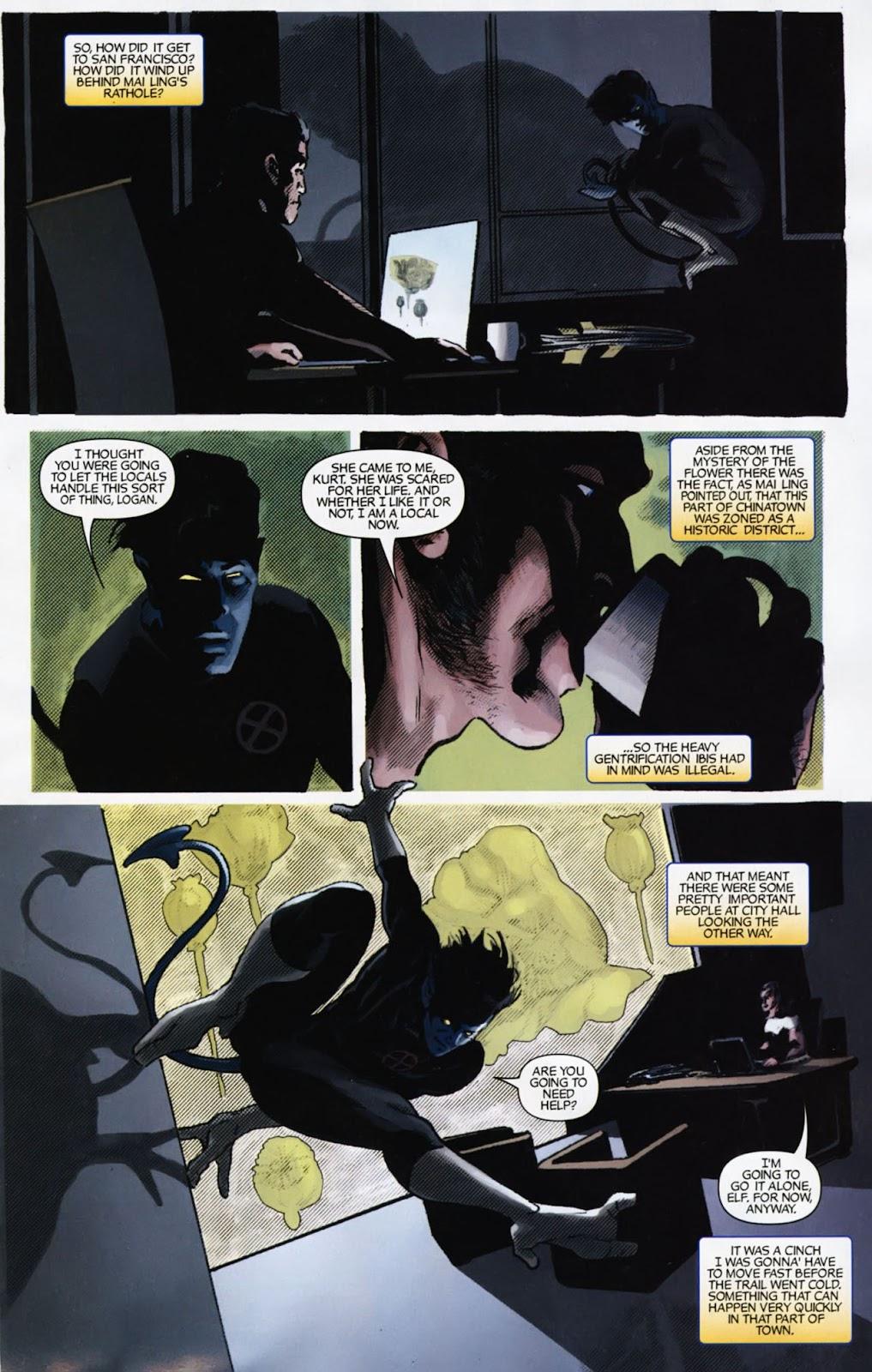 Read online Wolverine (2003) comic -  Issue #900 - 20