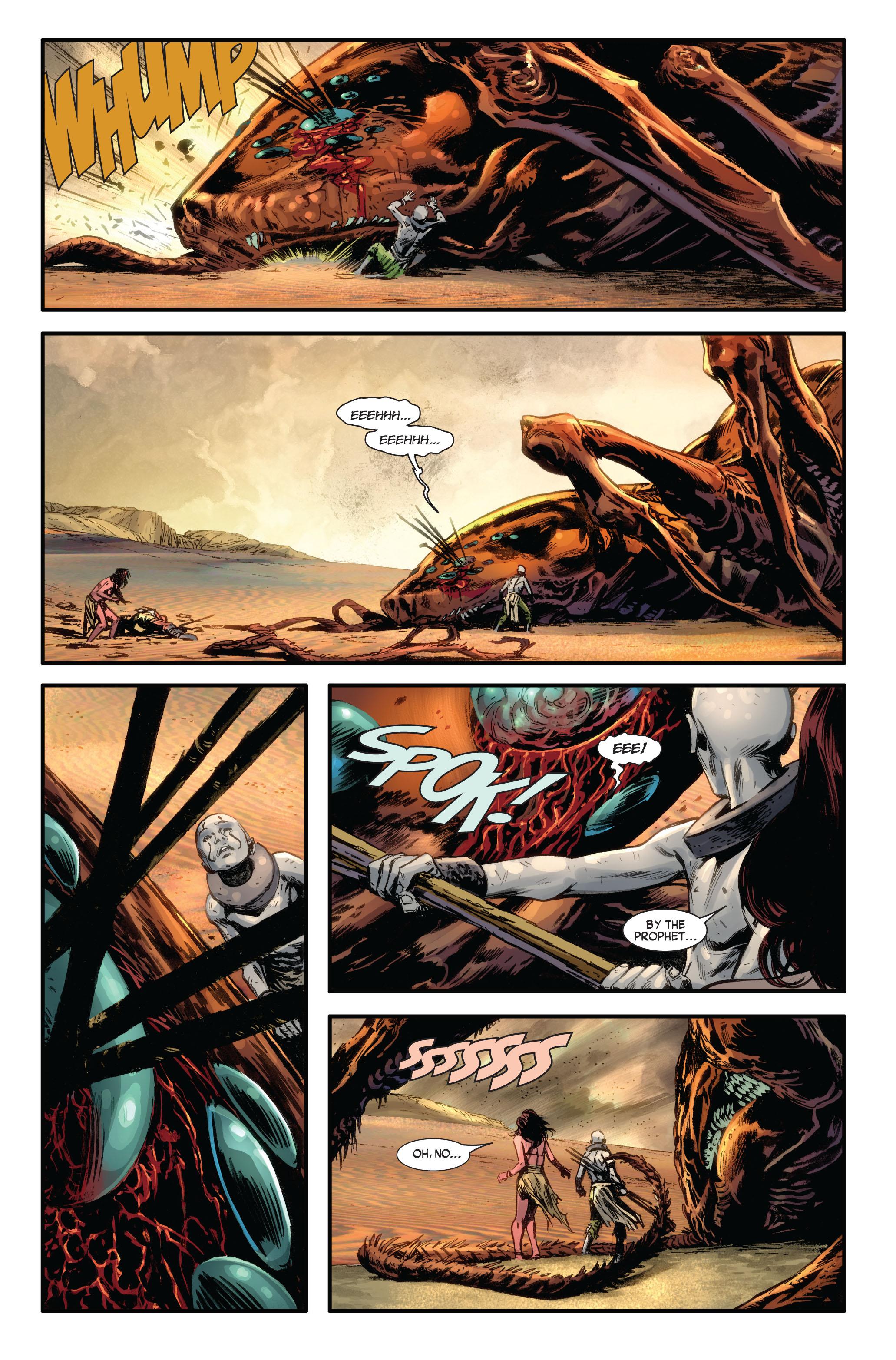 Read online Skaar: Son of Hulk comic -  Issue #4 - 20