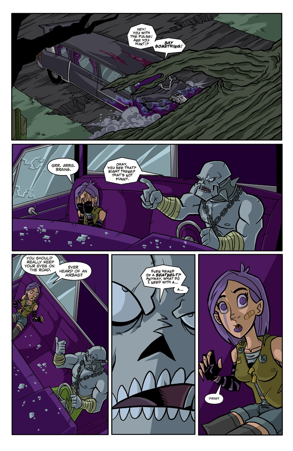 Read online Xombie Reanimated comic -  Issue #2 - 24