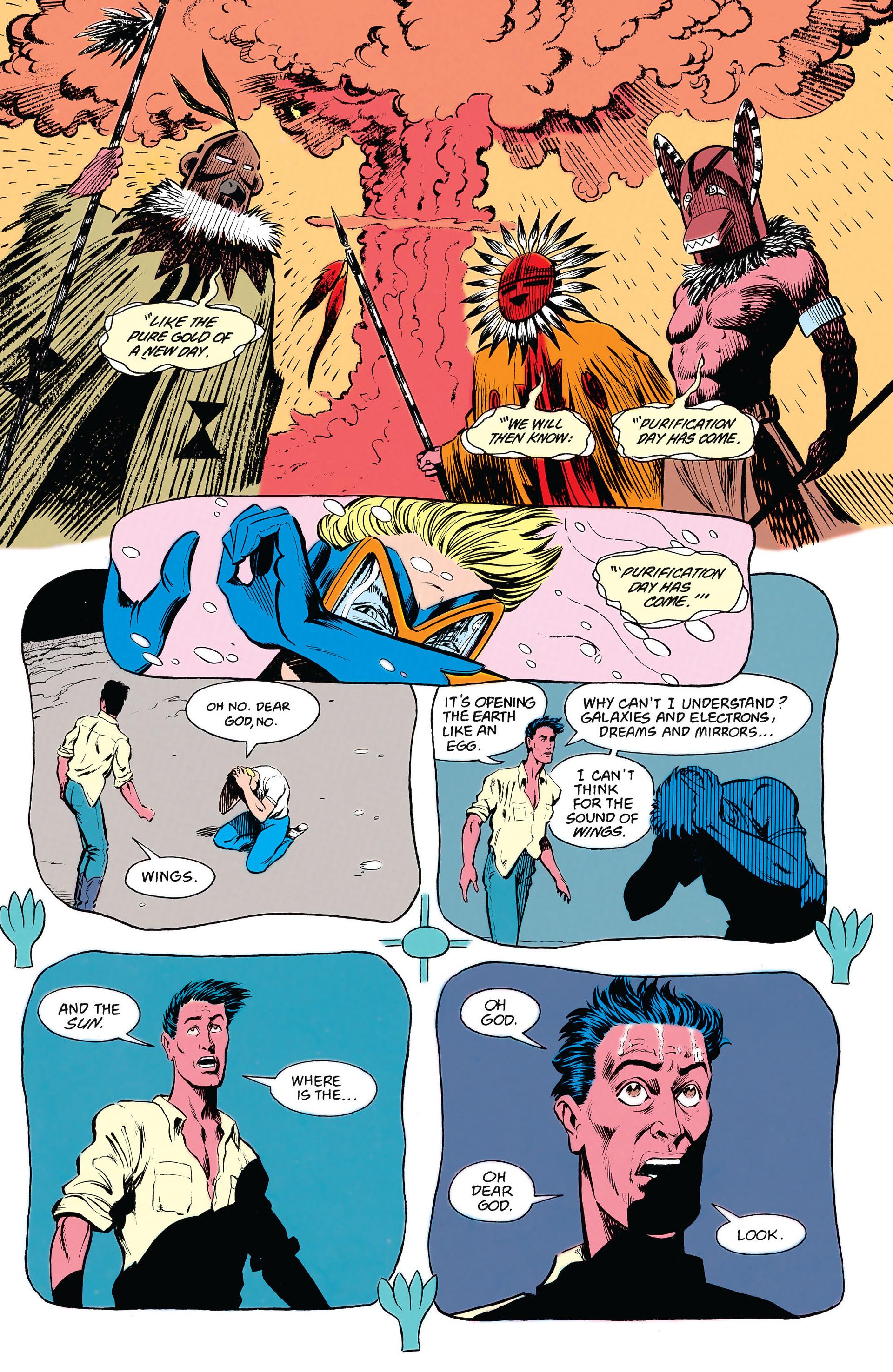 Read online Animal Man (1988) comic -  Issue #18 - 21