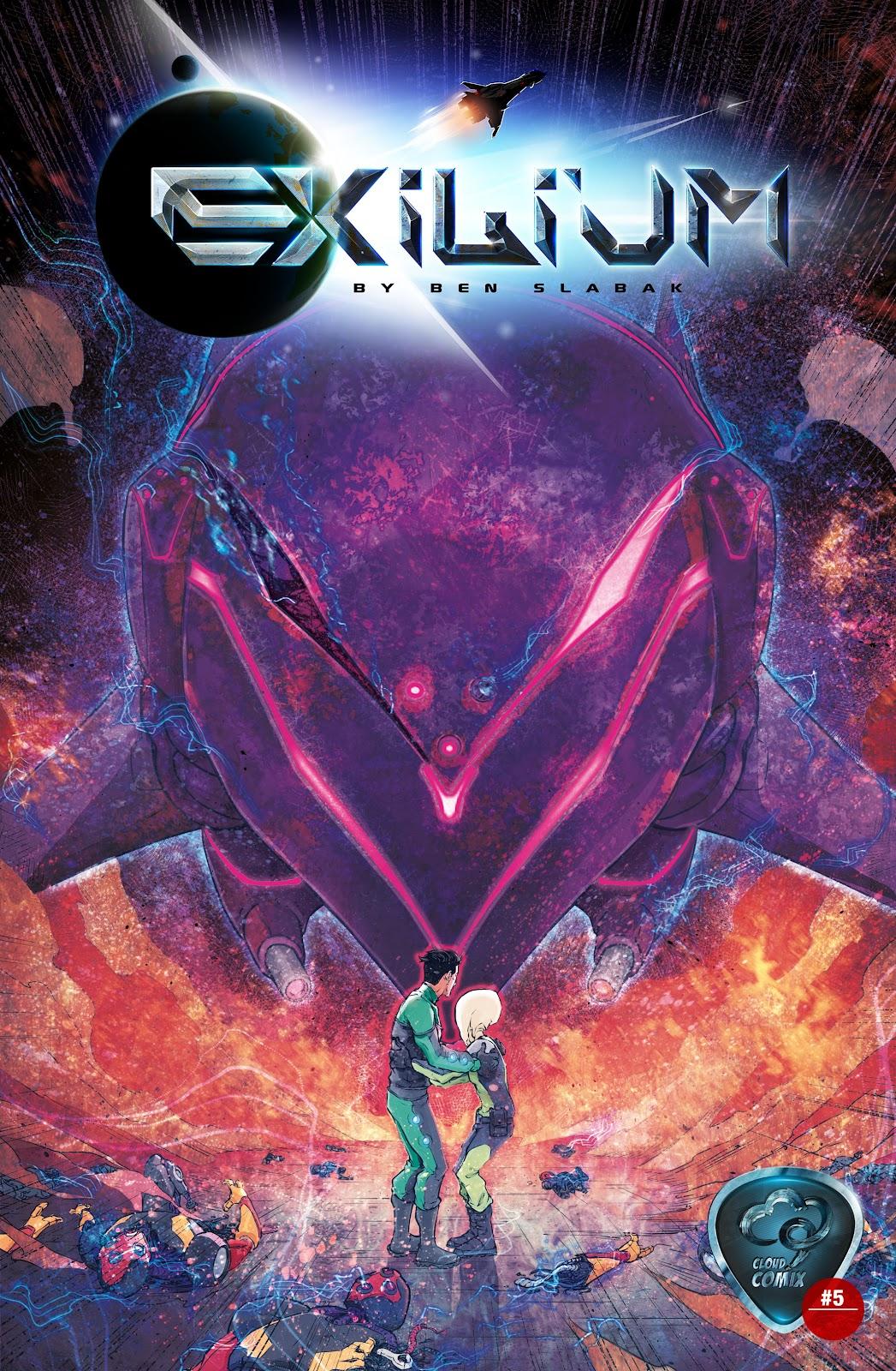 Exilium issue 5 - Page 1