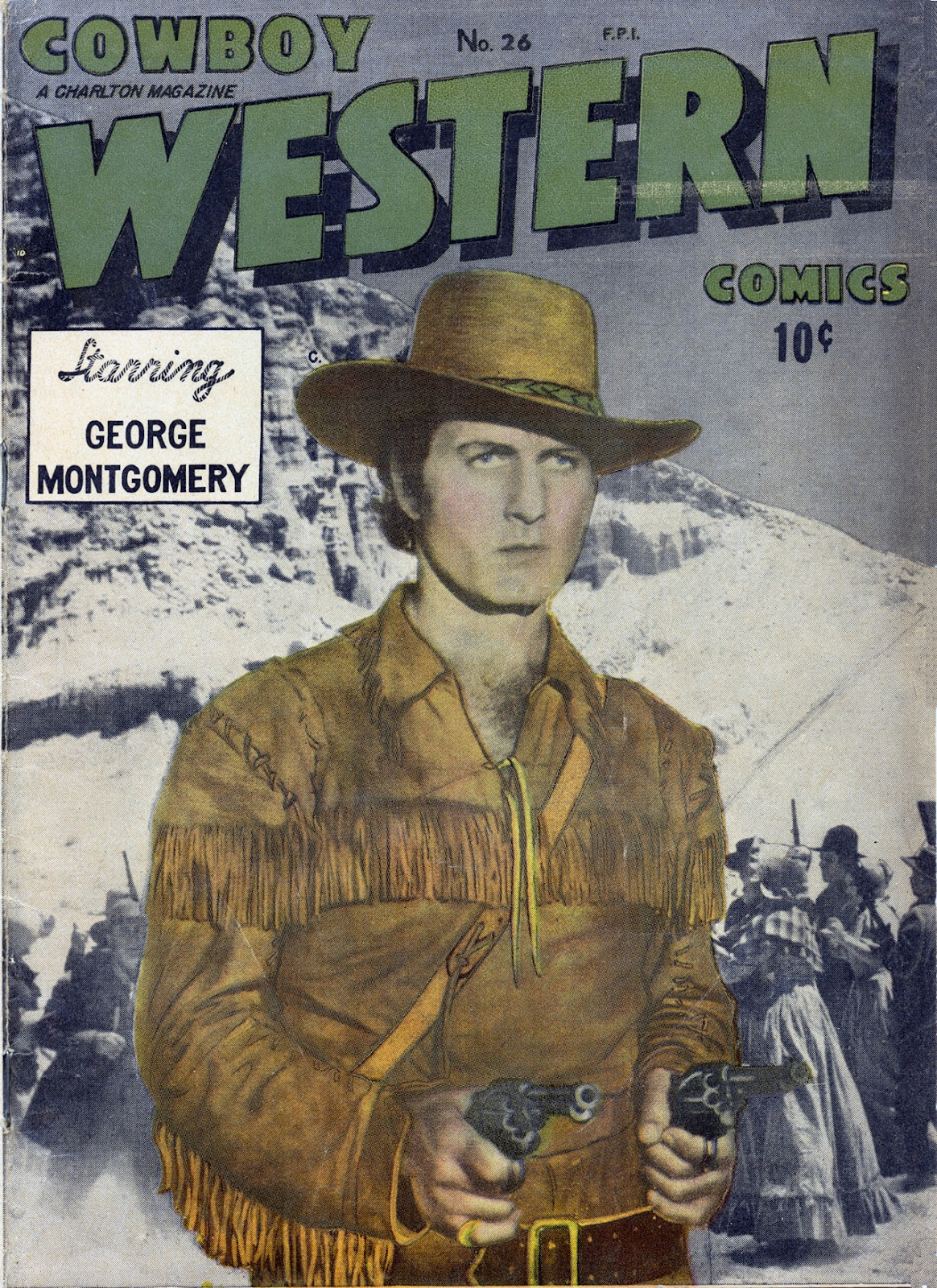 Cowboy Western Comics (1948) issue 26 - Page 1