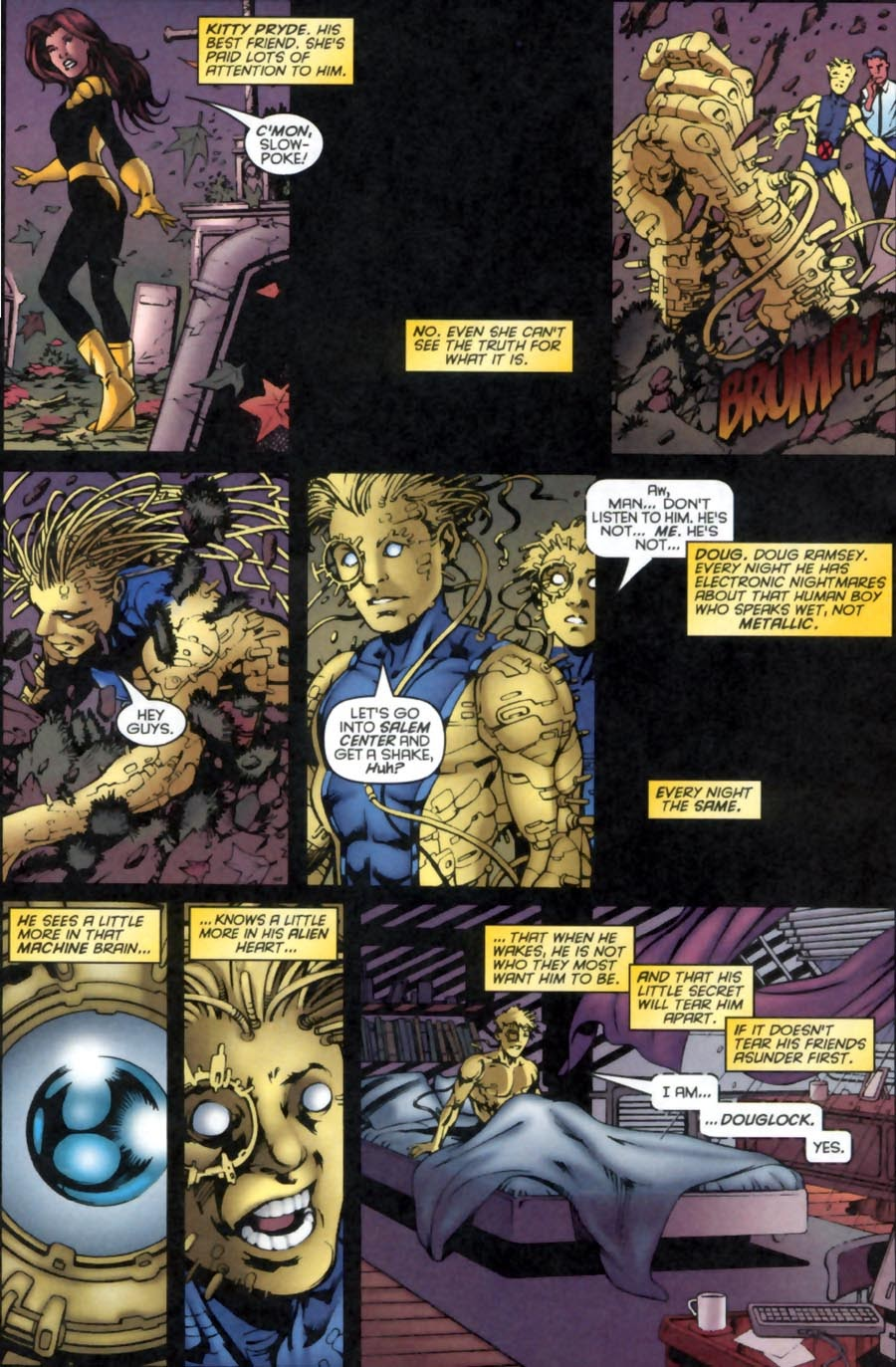 Excalibur (1988) issue 104 - Page 3