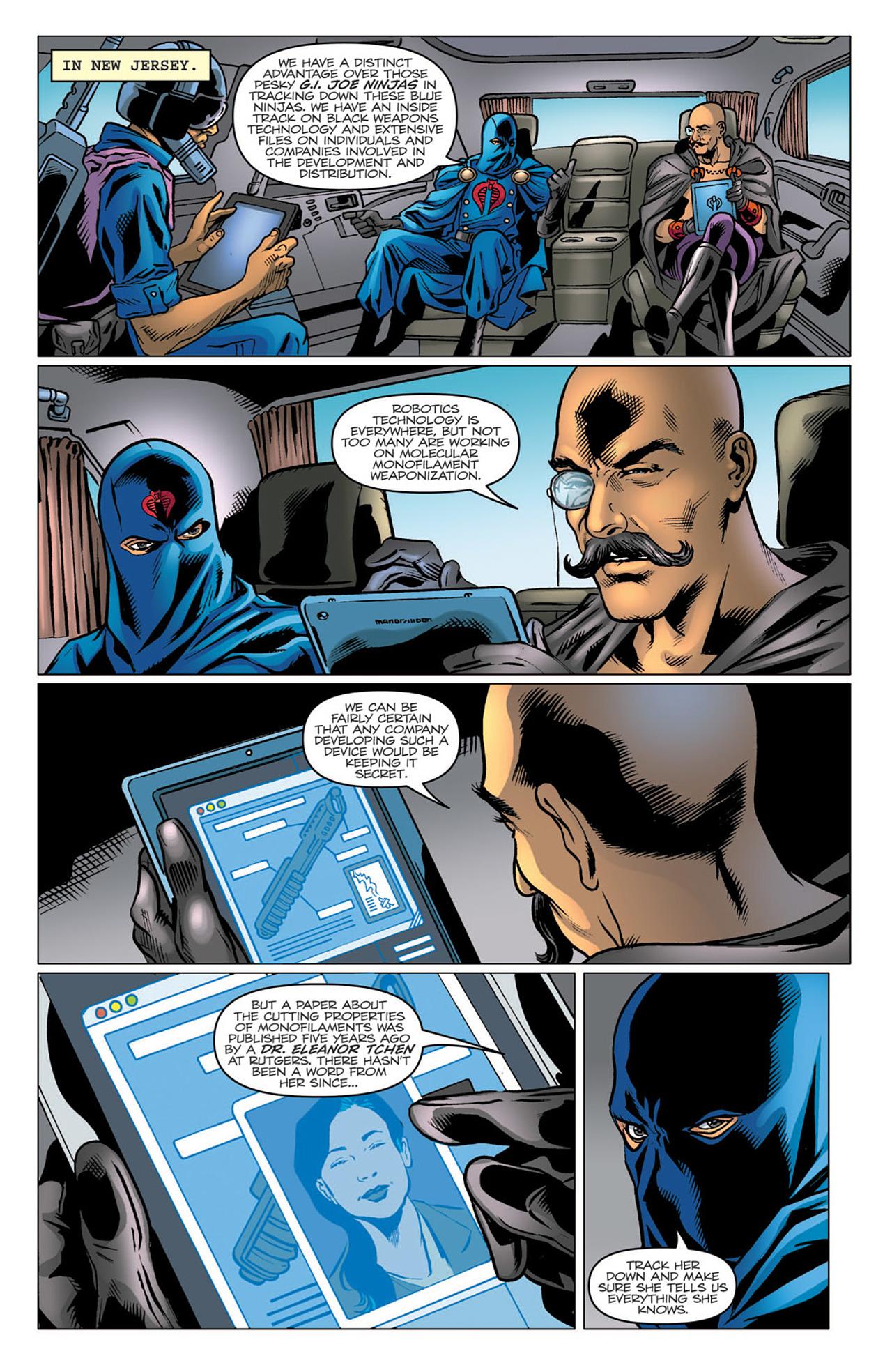 G.I. Joe: A Real American Hero 174 Page 21
