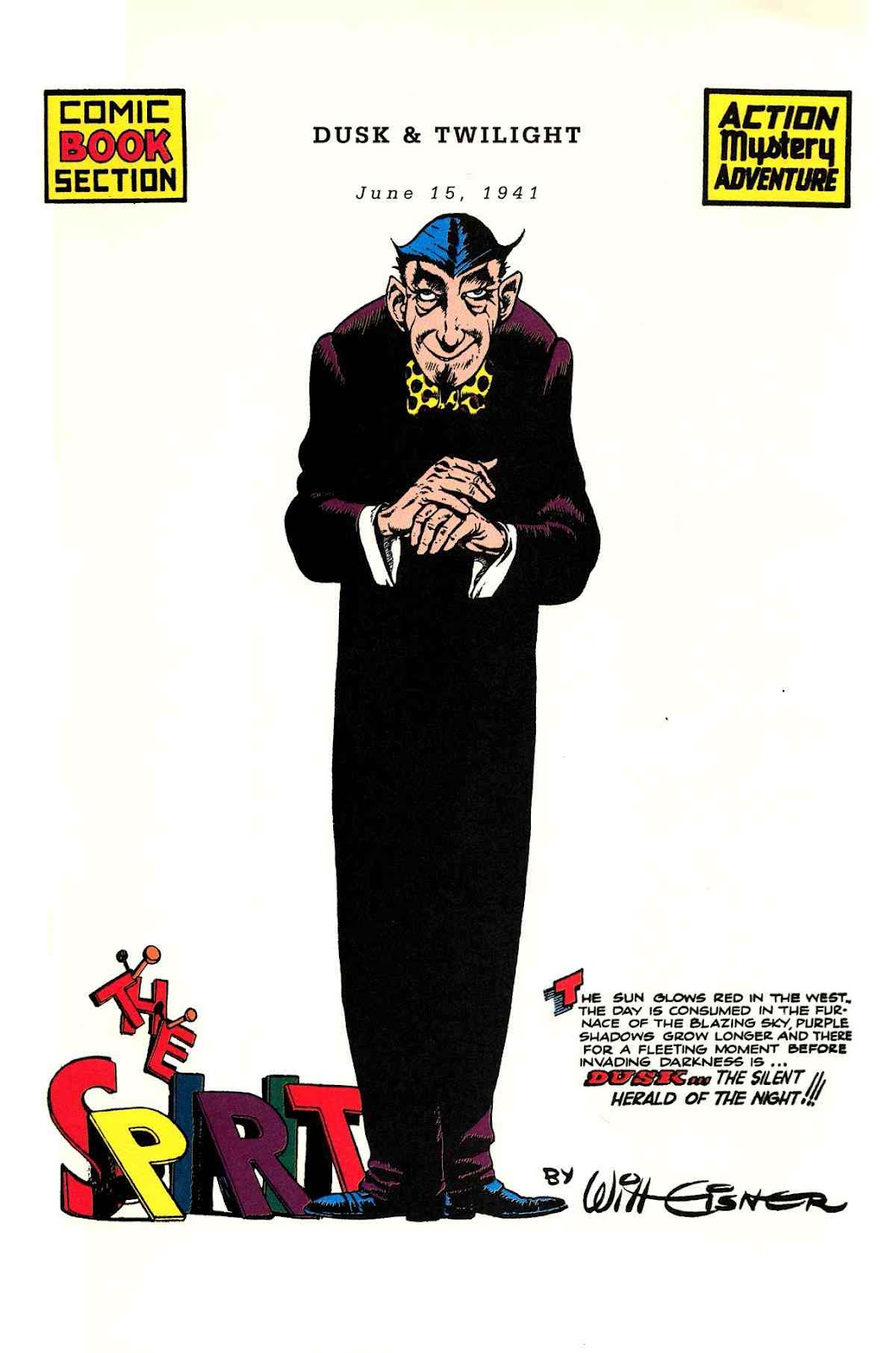 Read online Will Eisner's The Spirit Archives comic -  Issue # TPB 2 (Part 2) - 85