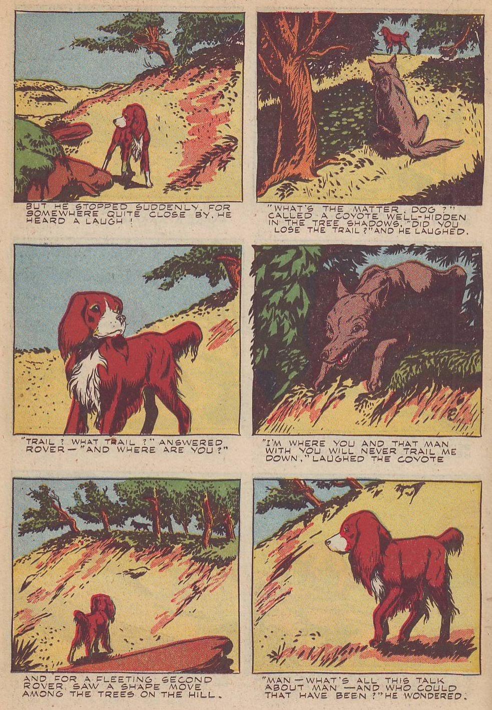 Read online Animal Comics comic -  Issue #20 - 26