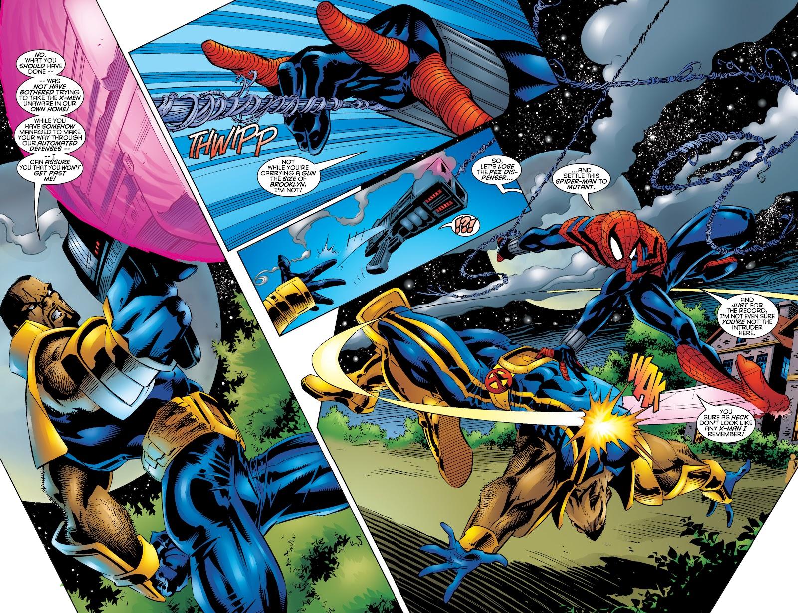 Uncanny X-Men (1963) issue 339 - Page 3
