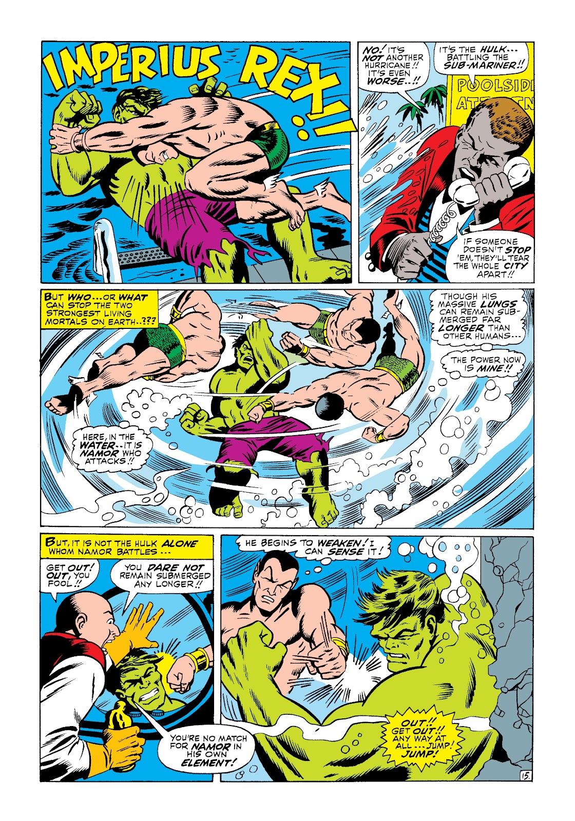 Read online Marvel Masterworks: The Incredible Hulk comic -  Issue # TPB 3 (Part 3) - 43