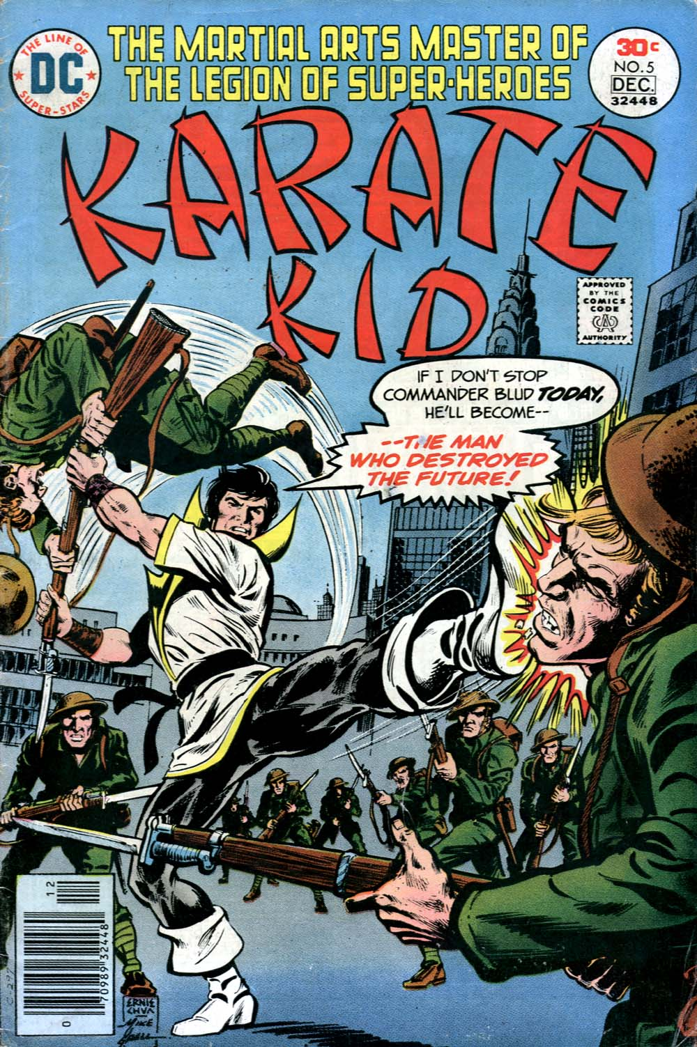 Karate Kid issue 5 - Page 1