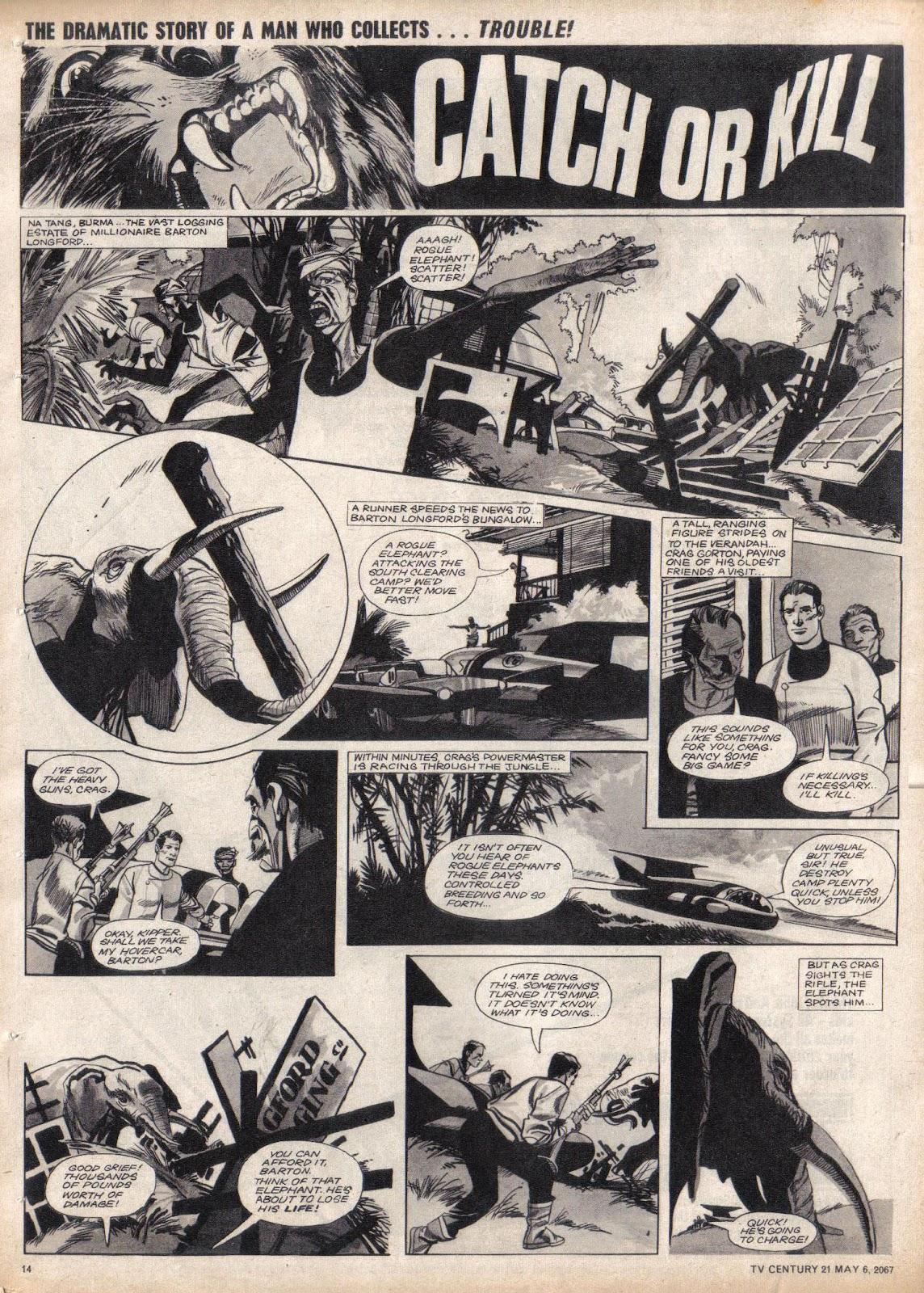 TV Century 21 (TV 21) issue 120 - Page 13