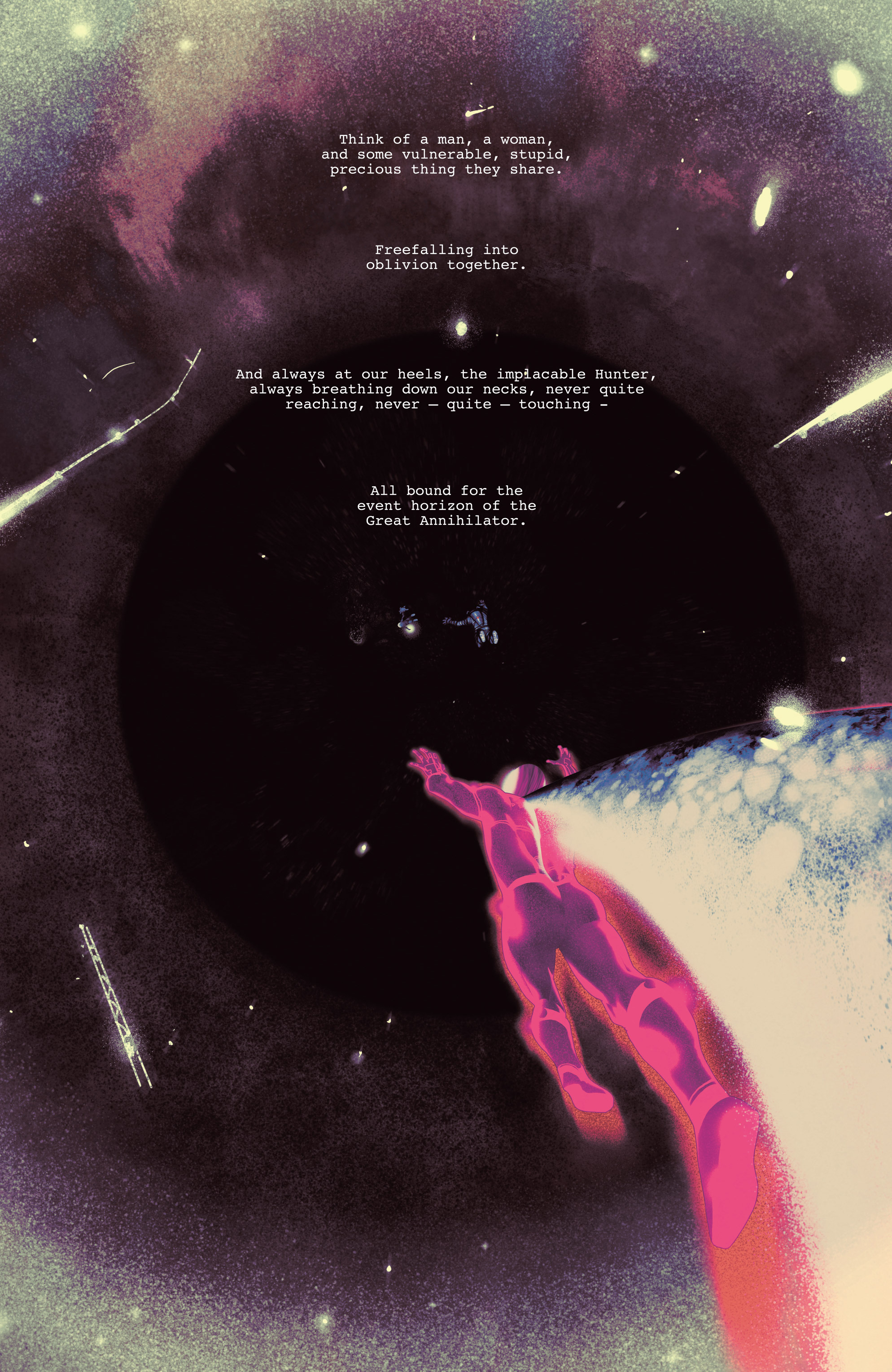 Read online Annihilator comic -  Issue #6 - 37