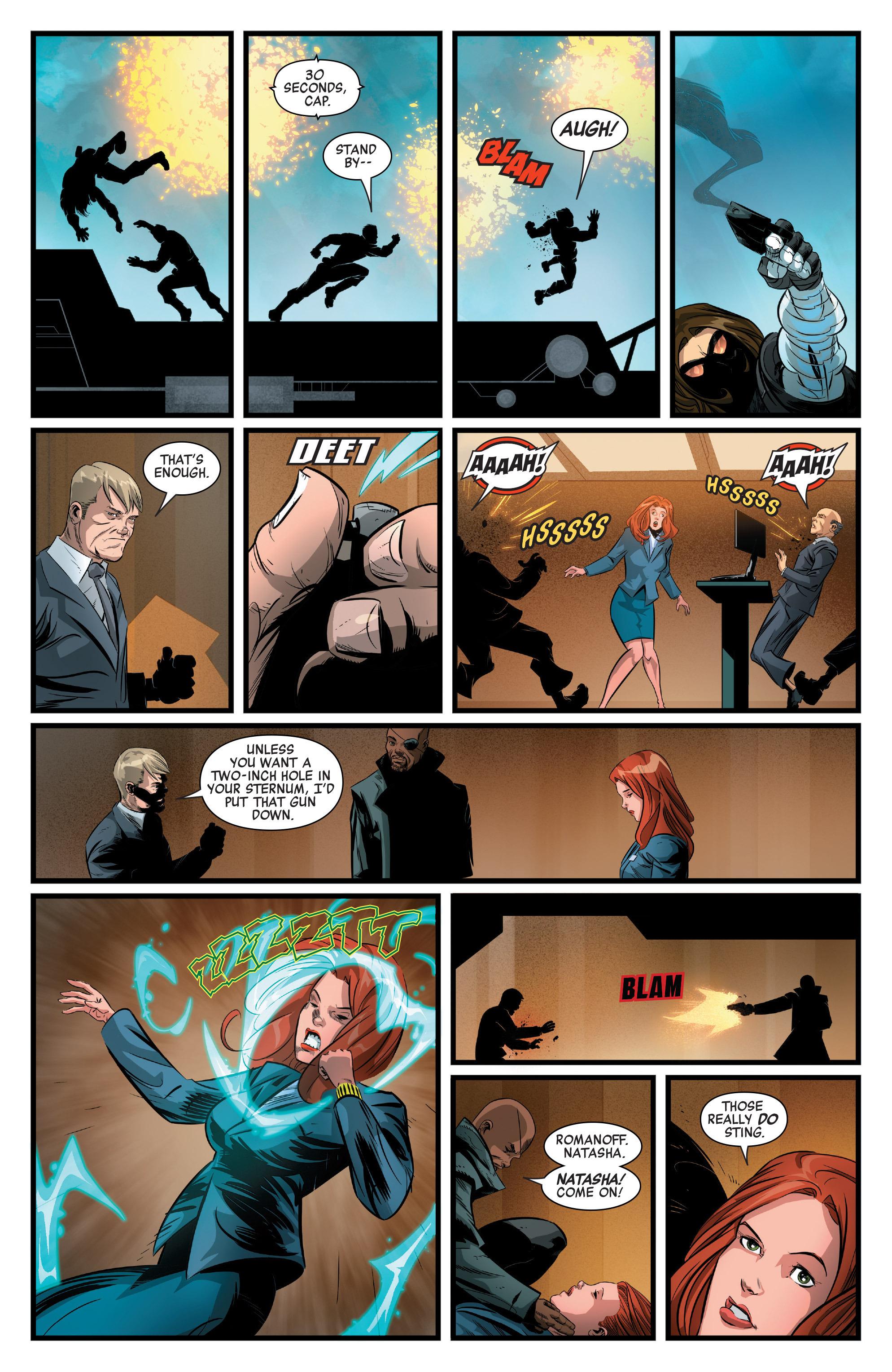 Read online Captain America: Civil War Prelude comic -  Issue #4 - 18