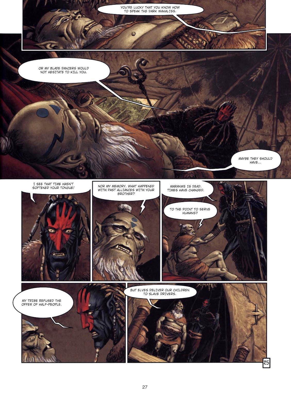 Read online Orks comic -  Issue #2 - 28