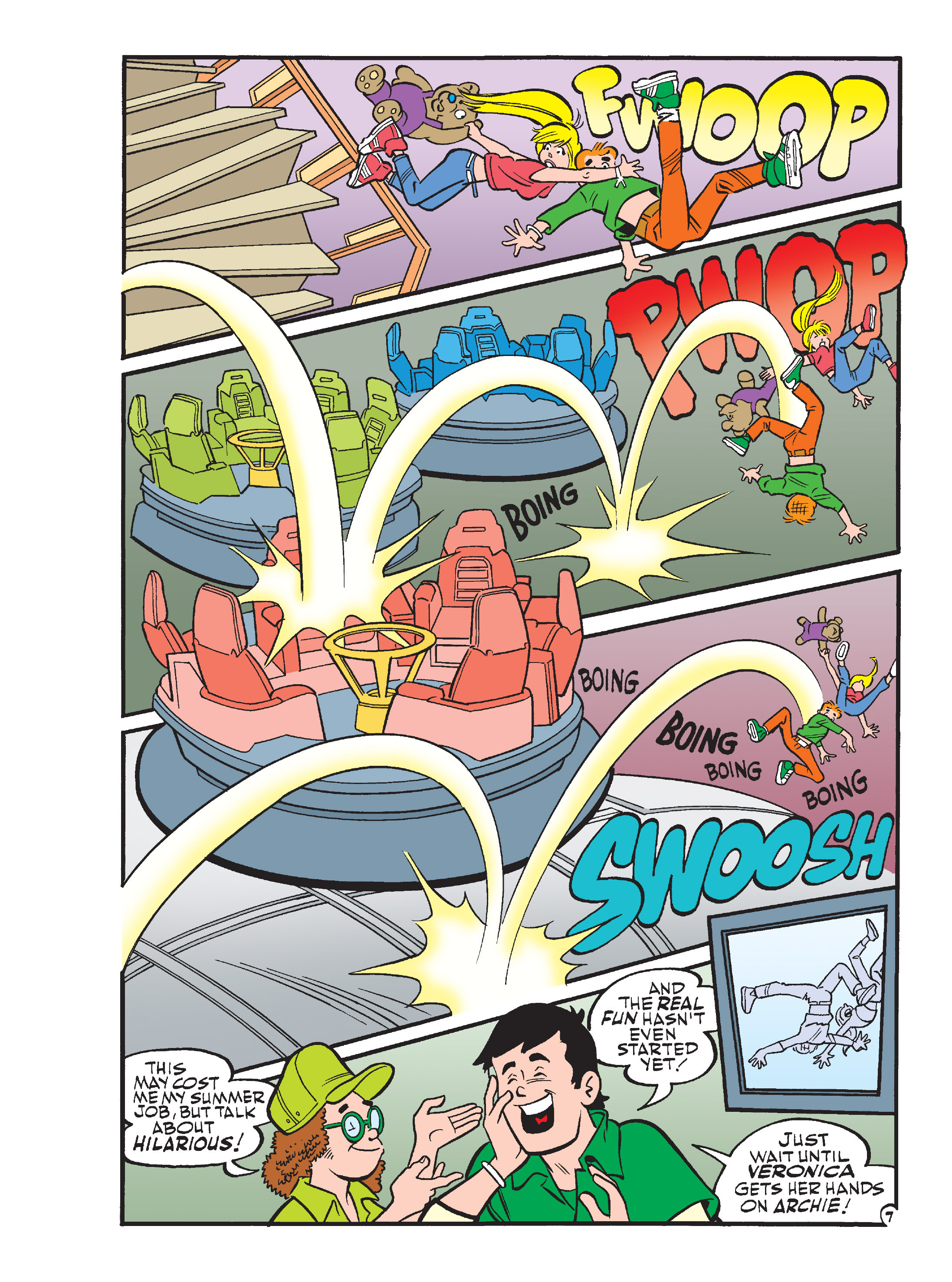 Read online Archie's Funhouse Double Digest comic -  Issue #15 - 8