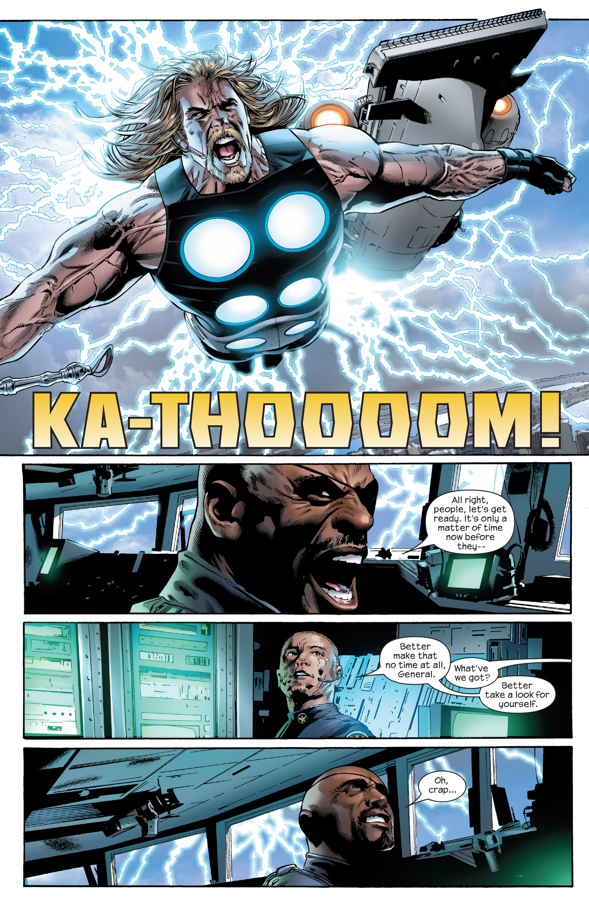 Read online Ultimate Power comic -  Issue #4 - 22