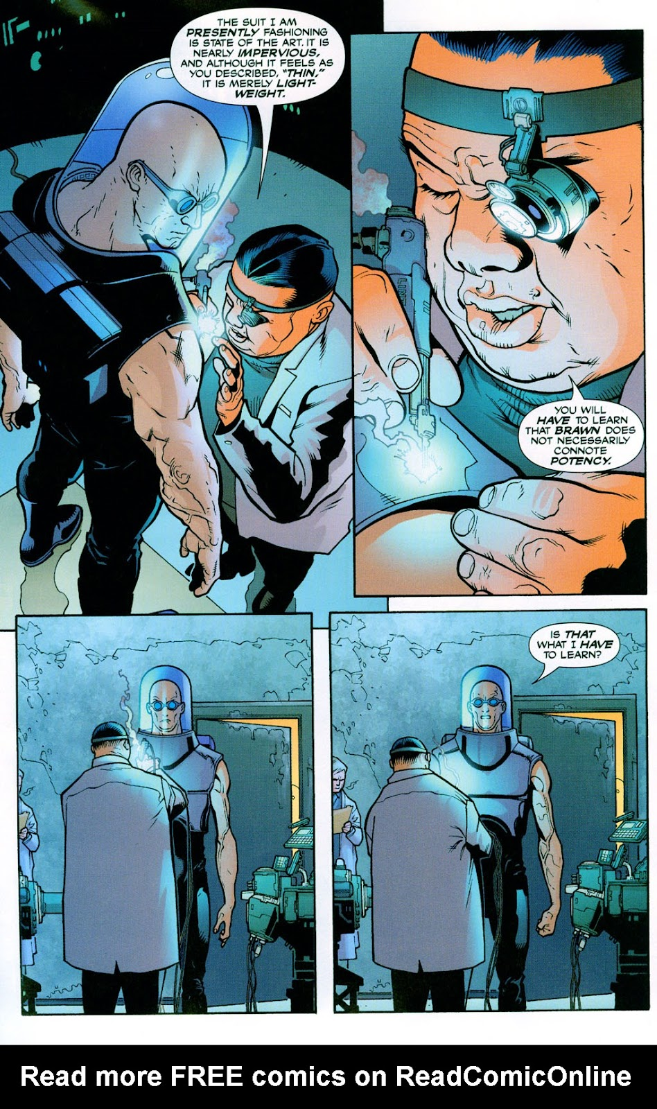 Batman: Under The Hood issue 2 - Page 7