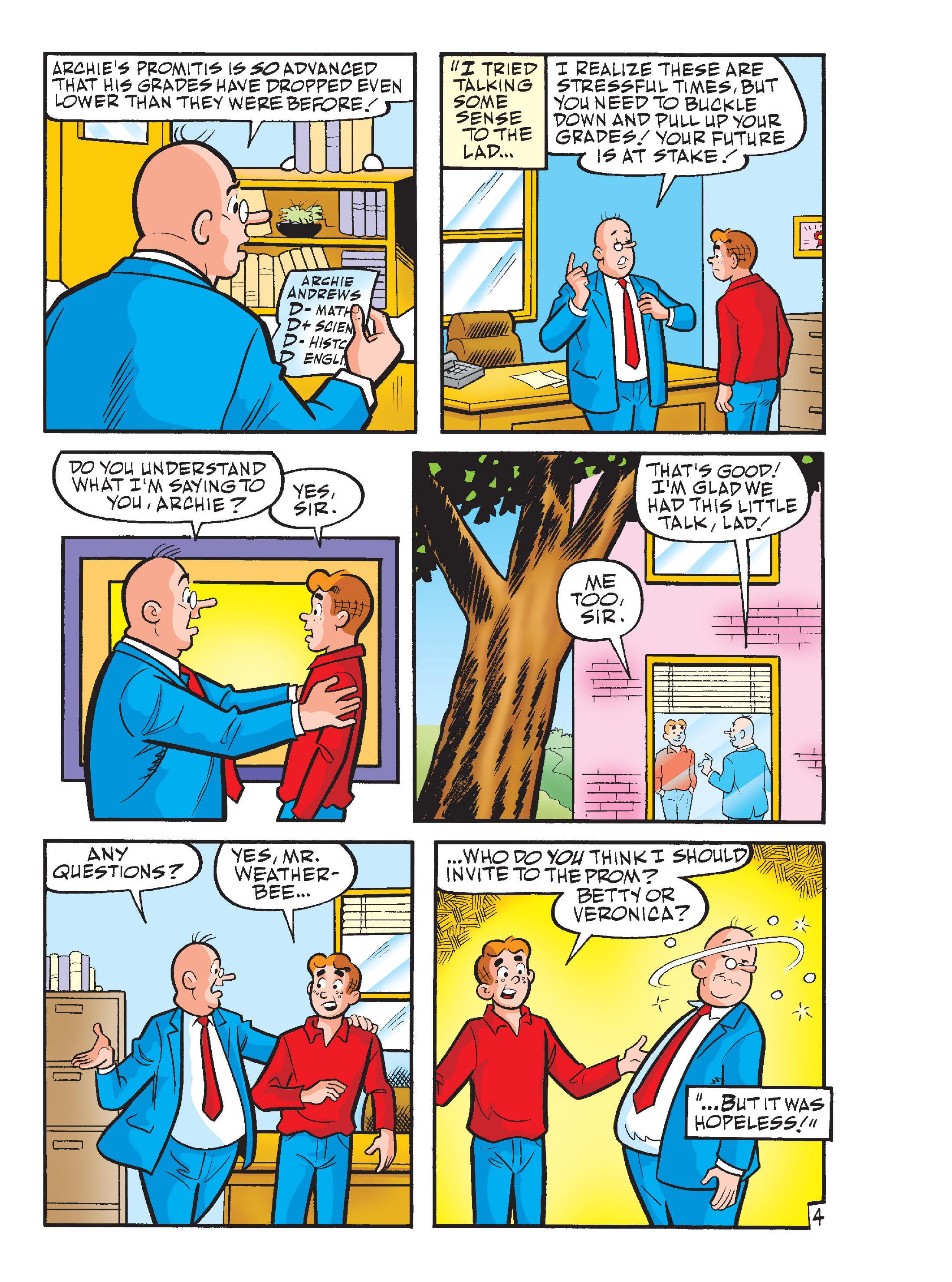 Read online Archie Giant Comics Collection comic -  Issue #Archie Giant Comics Collection TPB (Part 1) - 229