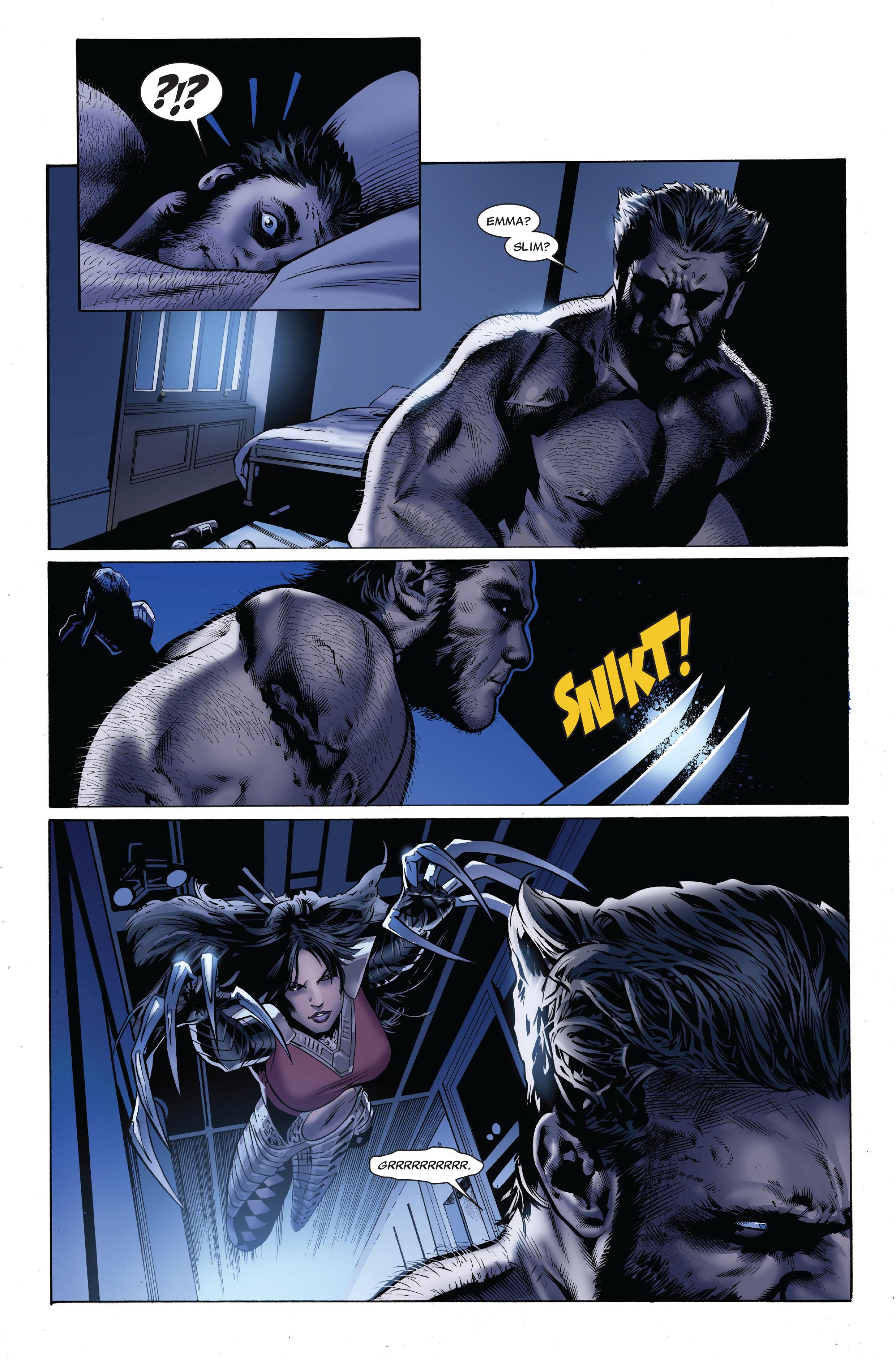 Read online Uncanny X-Men (1963) comic -  Issue #509 - 23