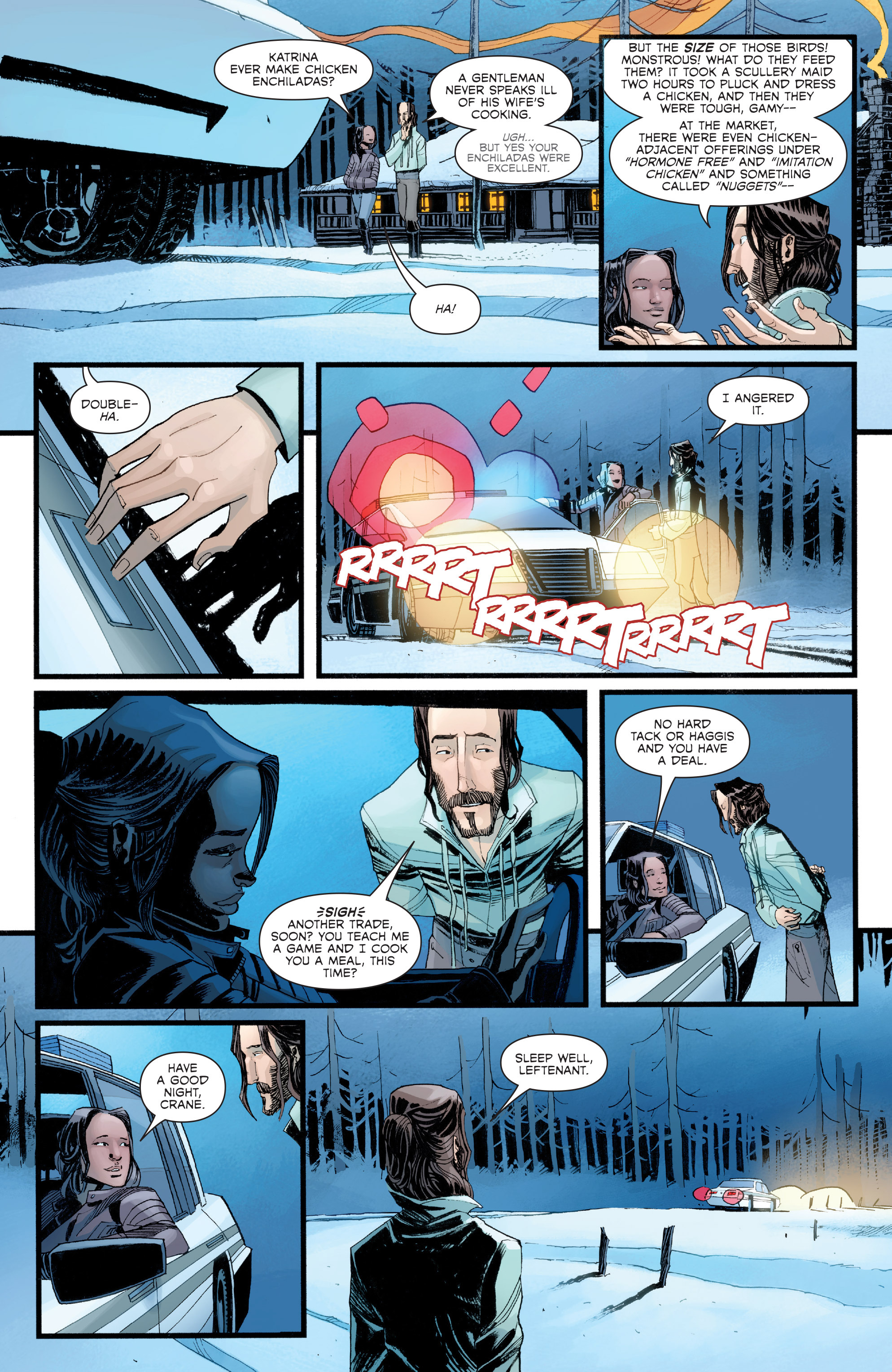 Read online Sleepy Hollow (2014) comic -  Issue #2 - 5