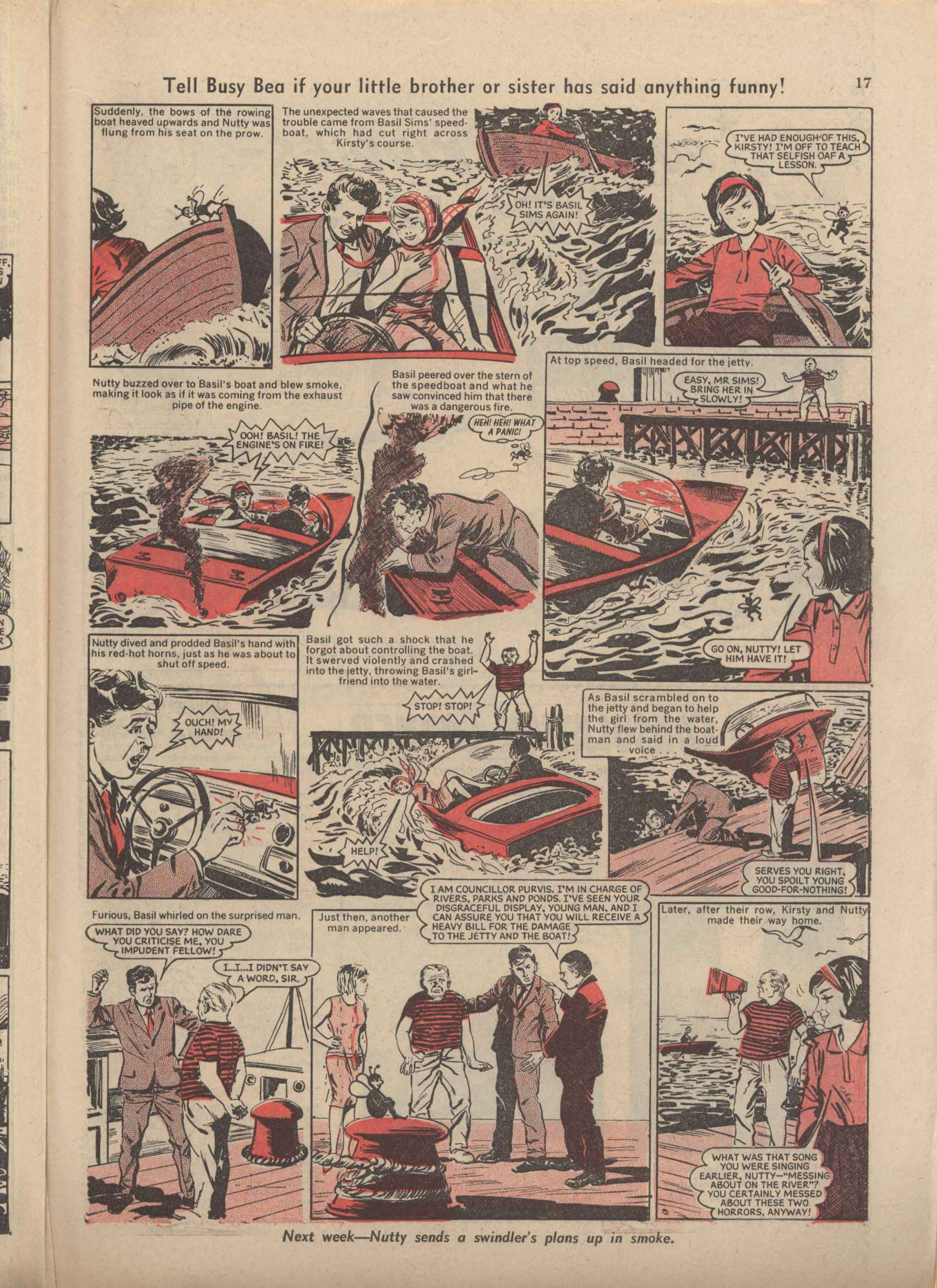 Read online Judy comic -  Issue #158 - 17