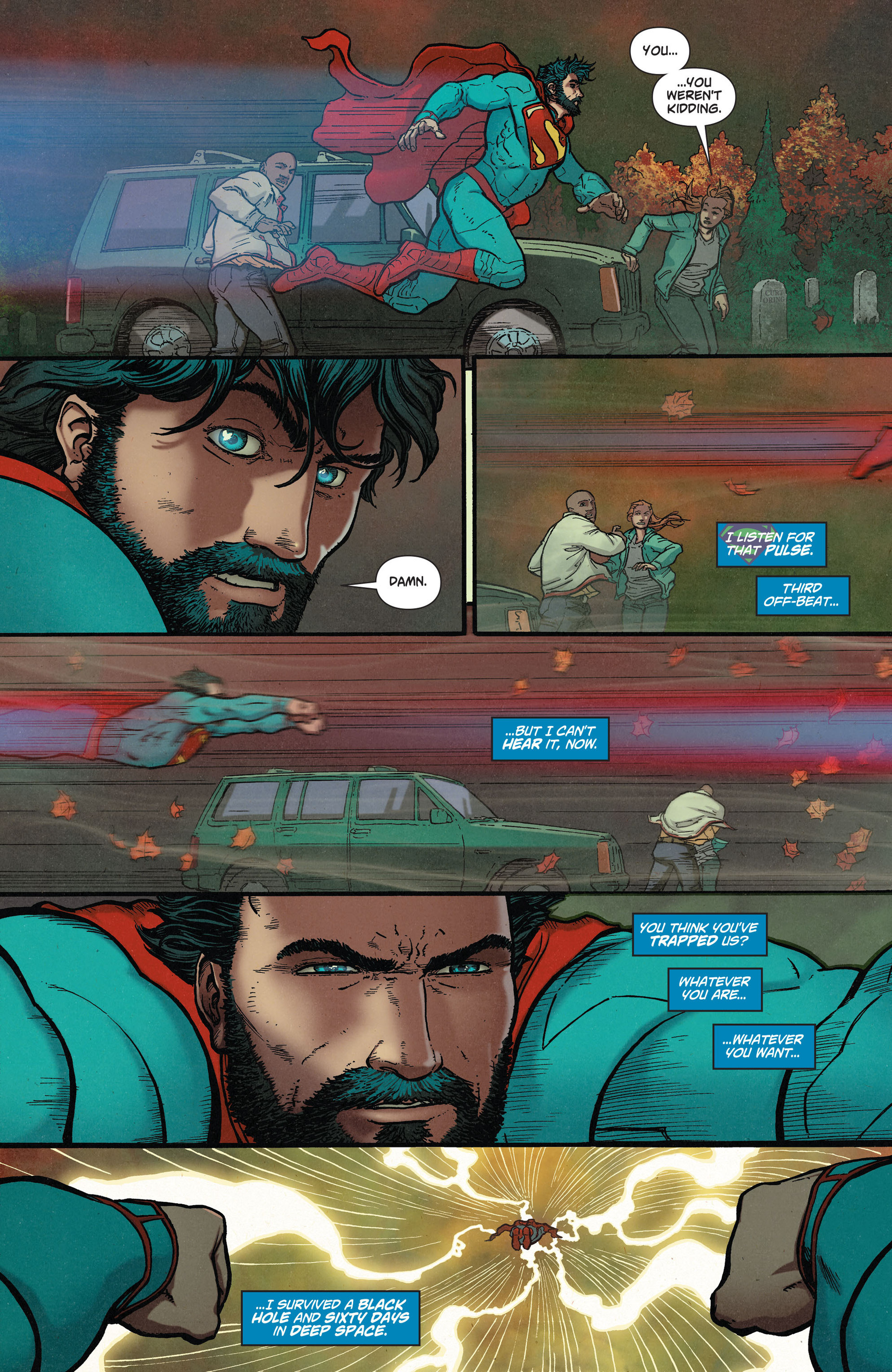 Read online Action Comics (2011) comic -  Issue #36 - 20