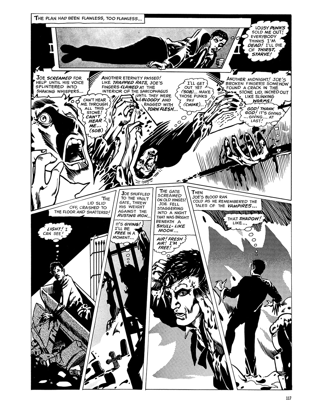 Read online Eerie Archives comic -  Issue # TPB 5 - 118
