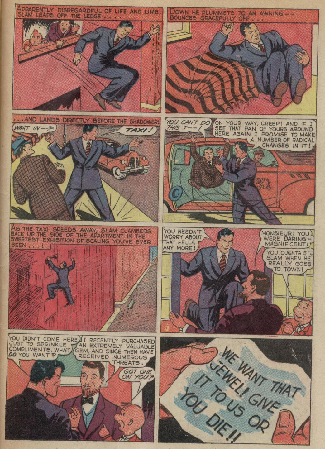 Read online Detective Comics (1937) comic -  Issue #39 - 58