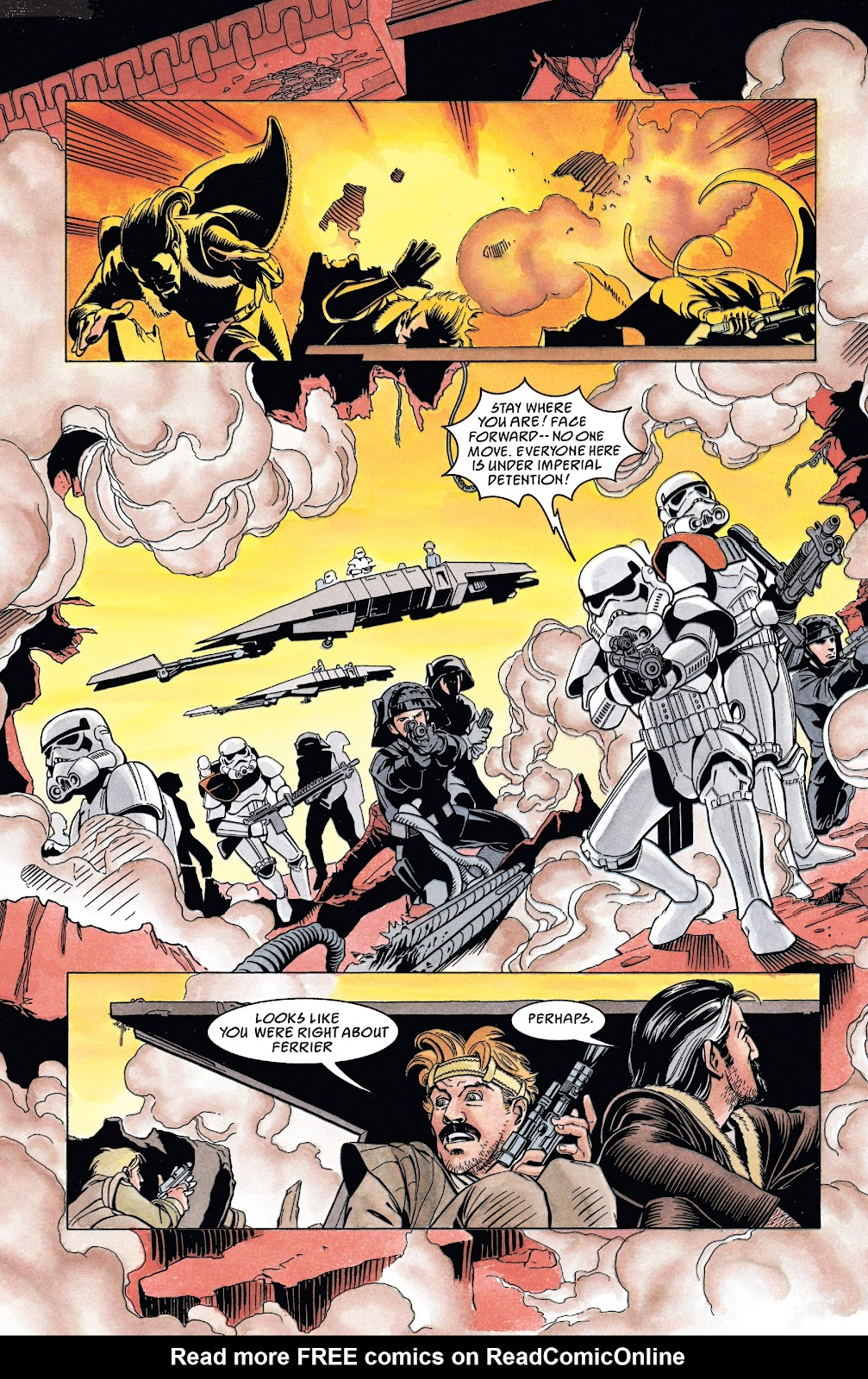 Read online Star Wars Legends: The New Republic - Epic Collection comic -  Issue # TPB 4 (Part 4) - 40