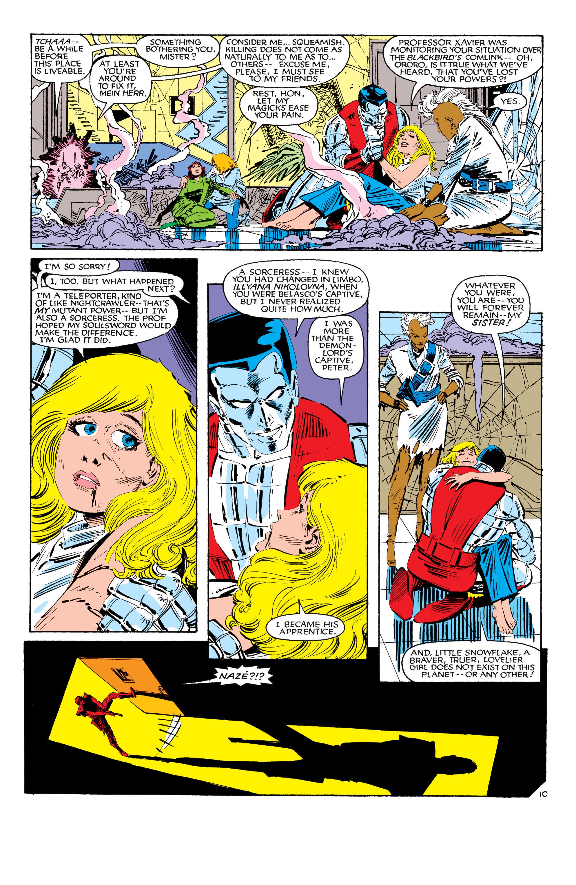 Read online Uncanny X-Men (1963) comic -  Issue #188 - 11