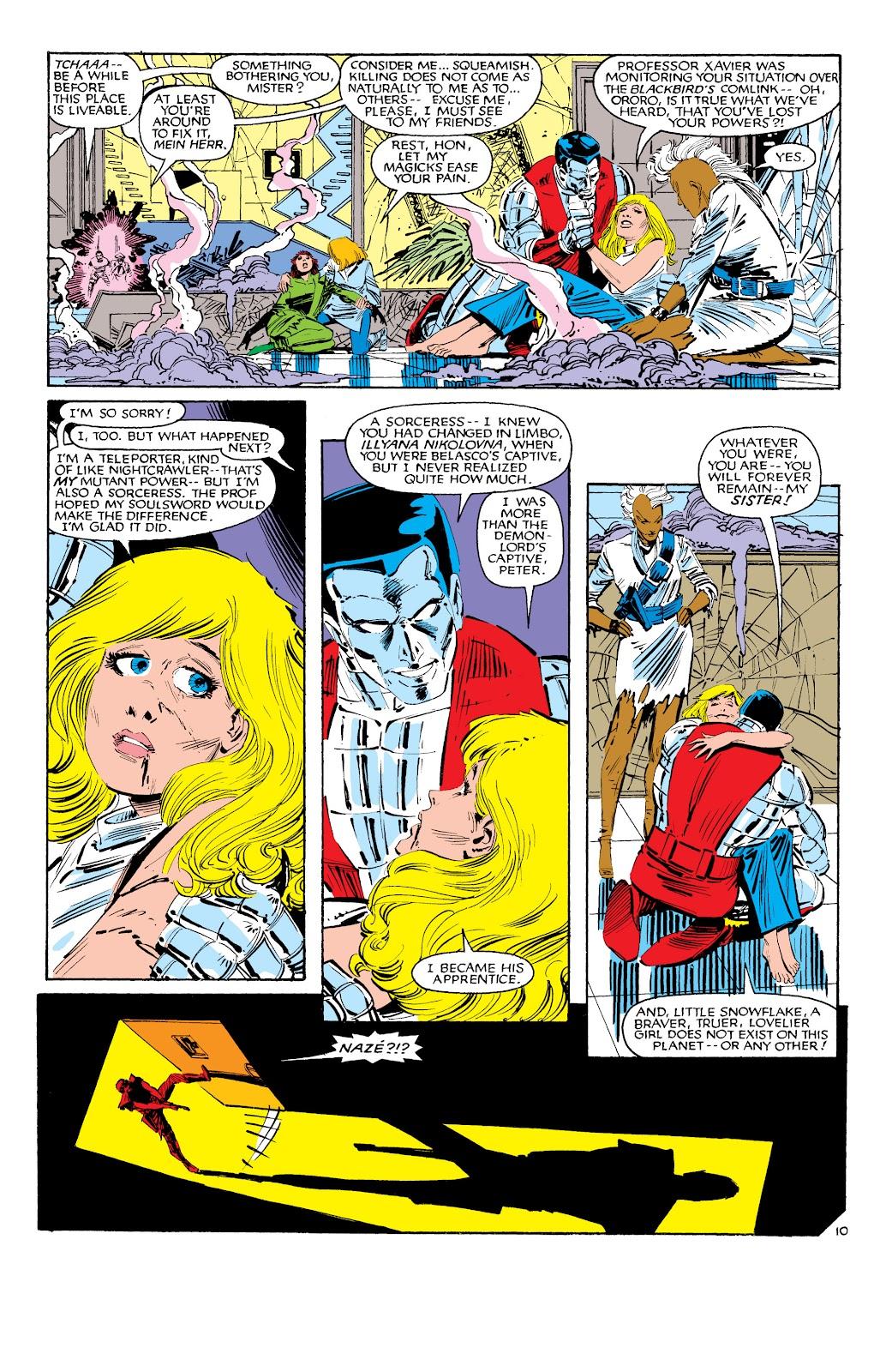 Uncanny X-Men (1963) issue 188 - Page 11