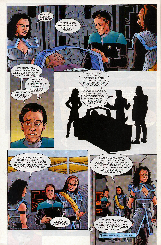 Read online Star Trek: Deep Space Nine - Lightstorm comic -  Issue # Full - 10