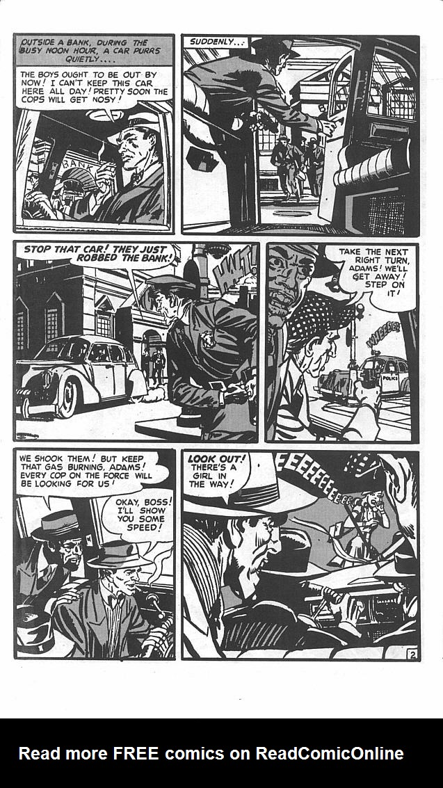 Read online Golden-Age Men of Mystery comic -  Issue #2 - 12
