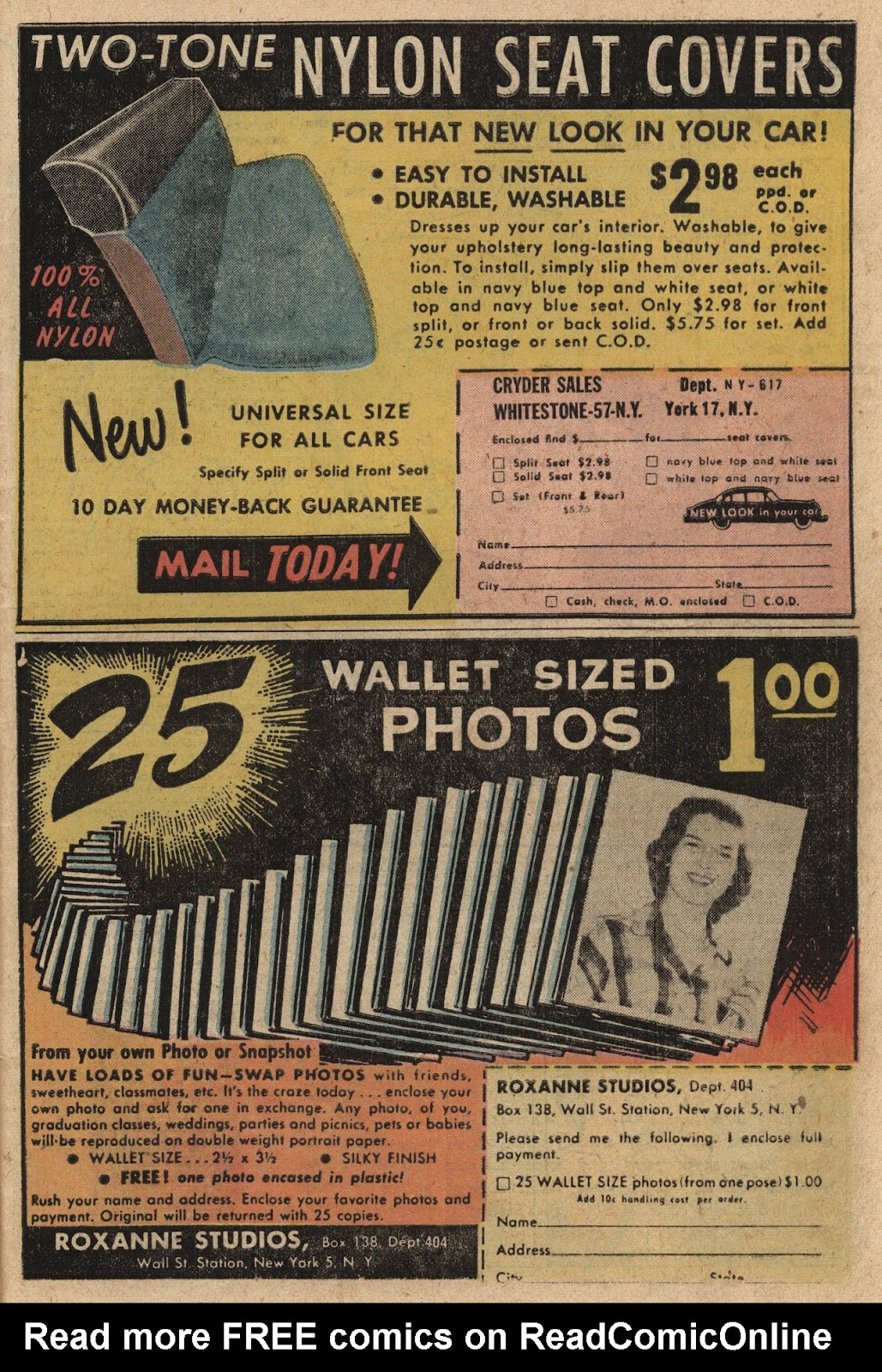 Love Romances (1949) issue 66 - Page 27