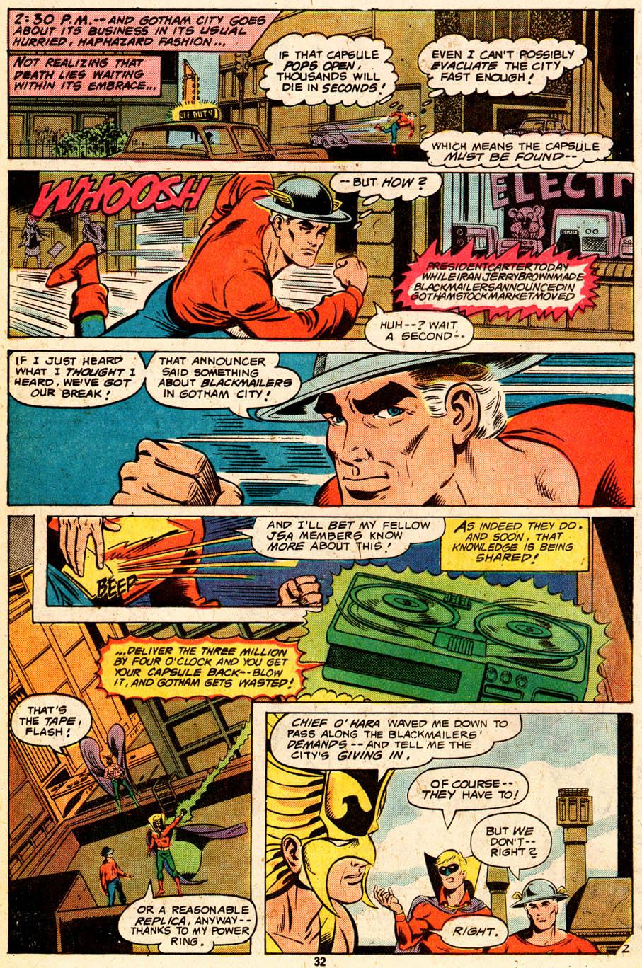 Read online Adventure Comics (1938) comic -  Issue #465 - 33