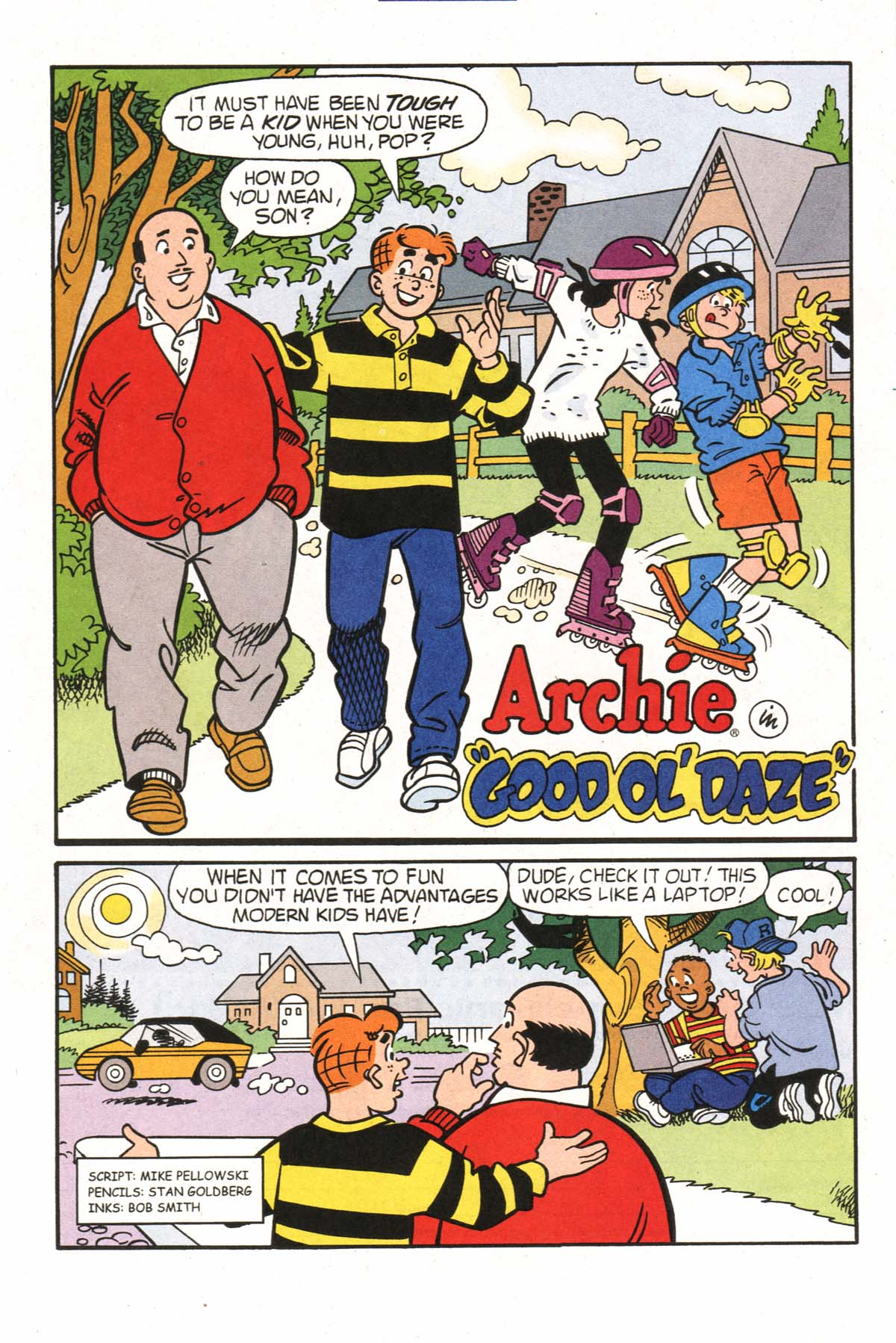Read online Archie (1960) comic -  Issue #523 - 16