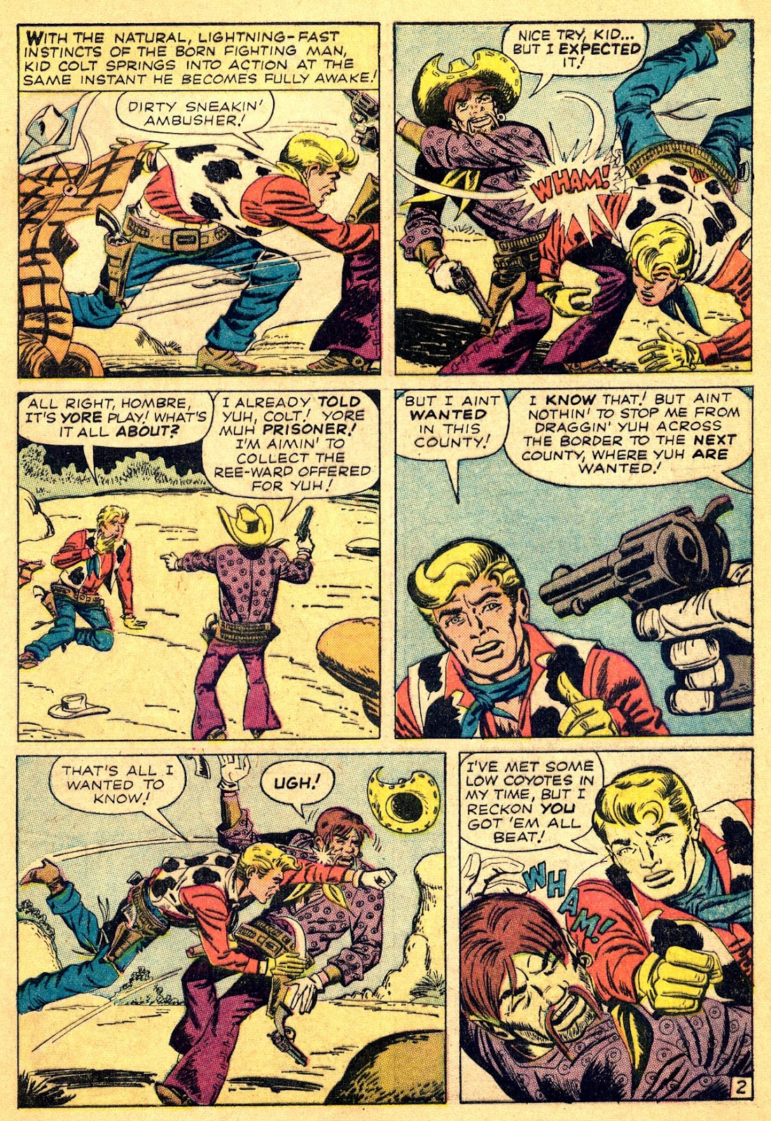 Kid Colt Outlaw issue 109 - Page 29