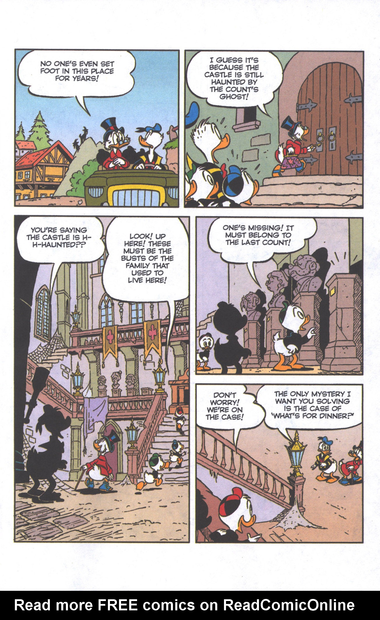 Read online Uncle Scrooge (1953) comic -  Issue #384 - 6