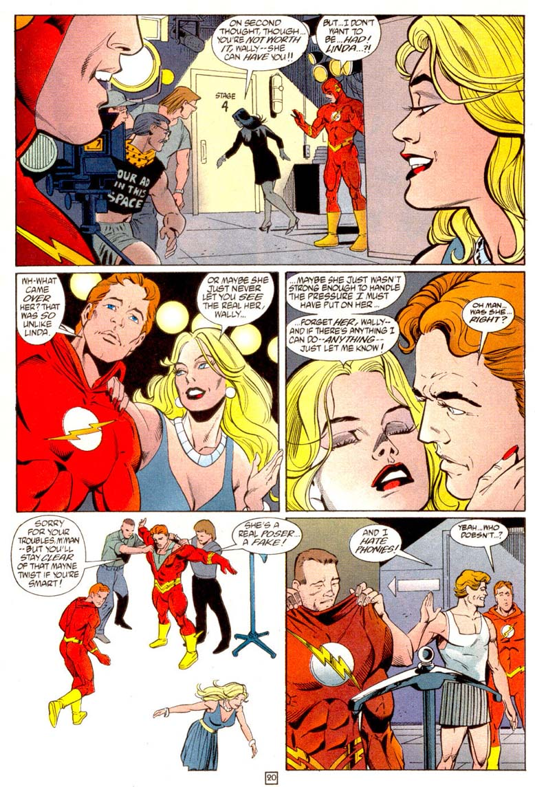Read online The Flash (1987) comic -  Issue # _Annual 10 - 21