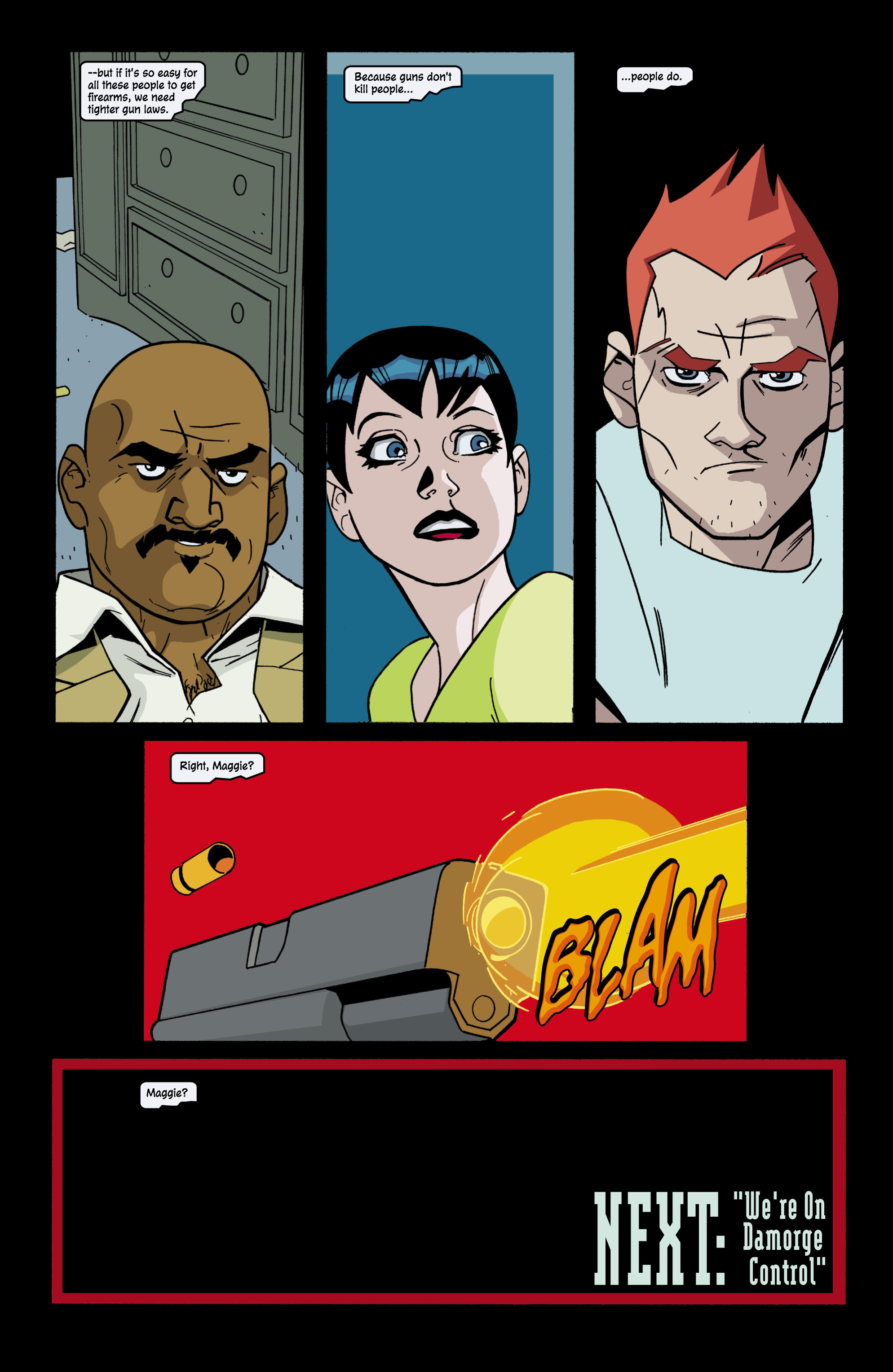 Read online Red Herring comic -  Issue #3 - 22