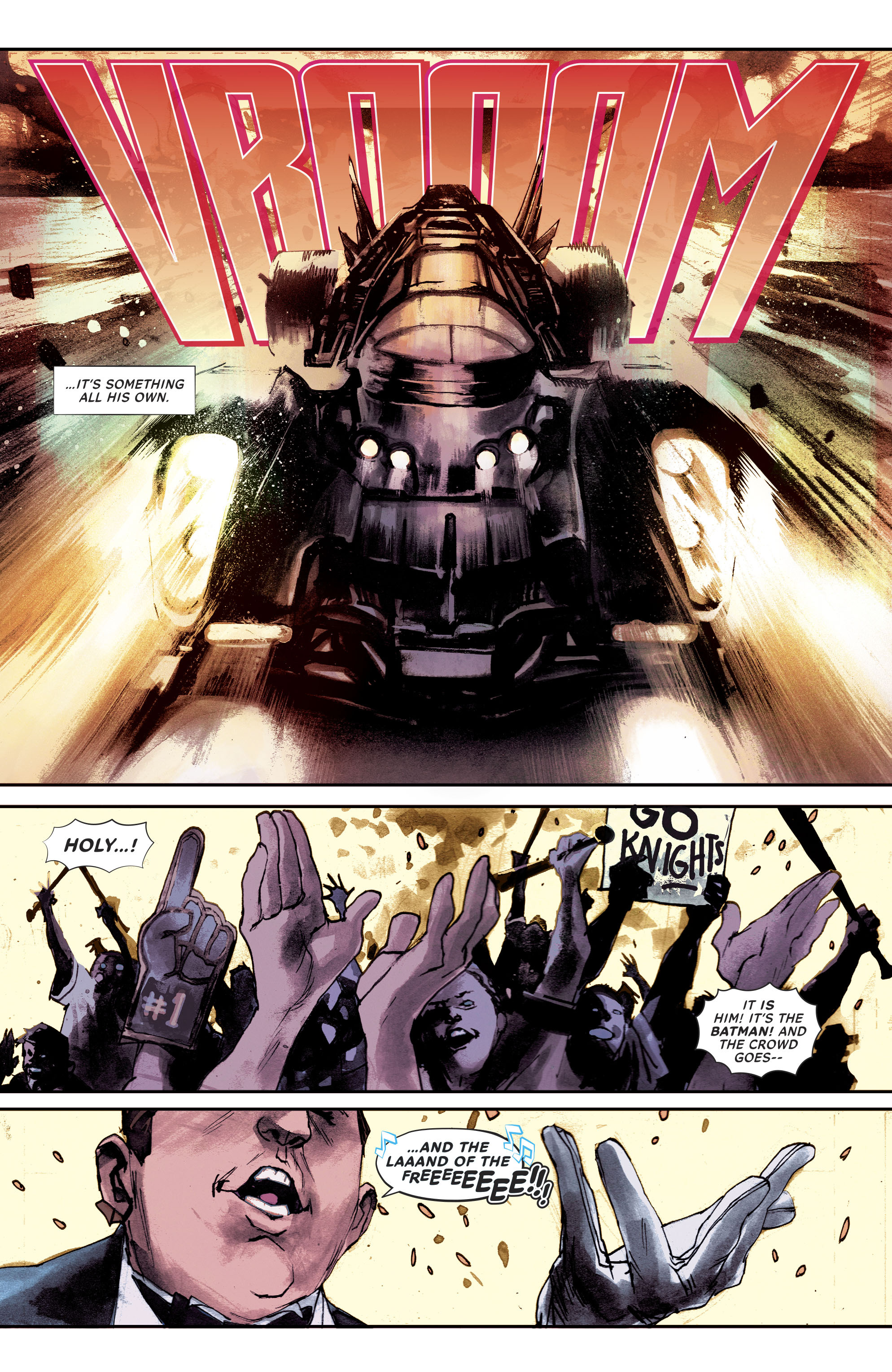 Read online All-Star Batman comic -  Issue #10 - 10