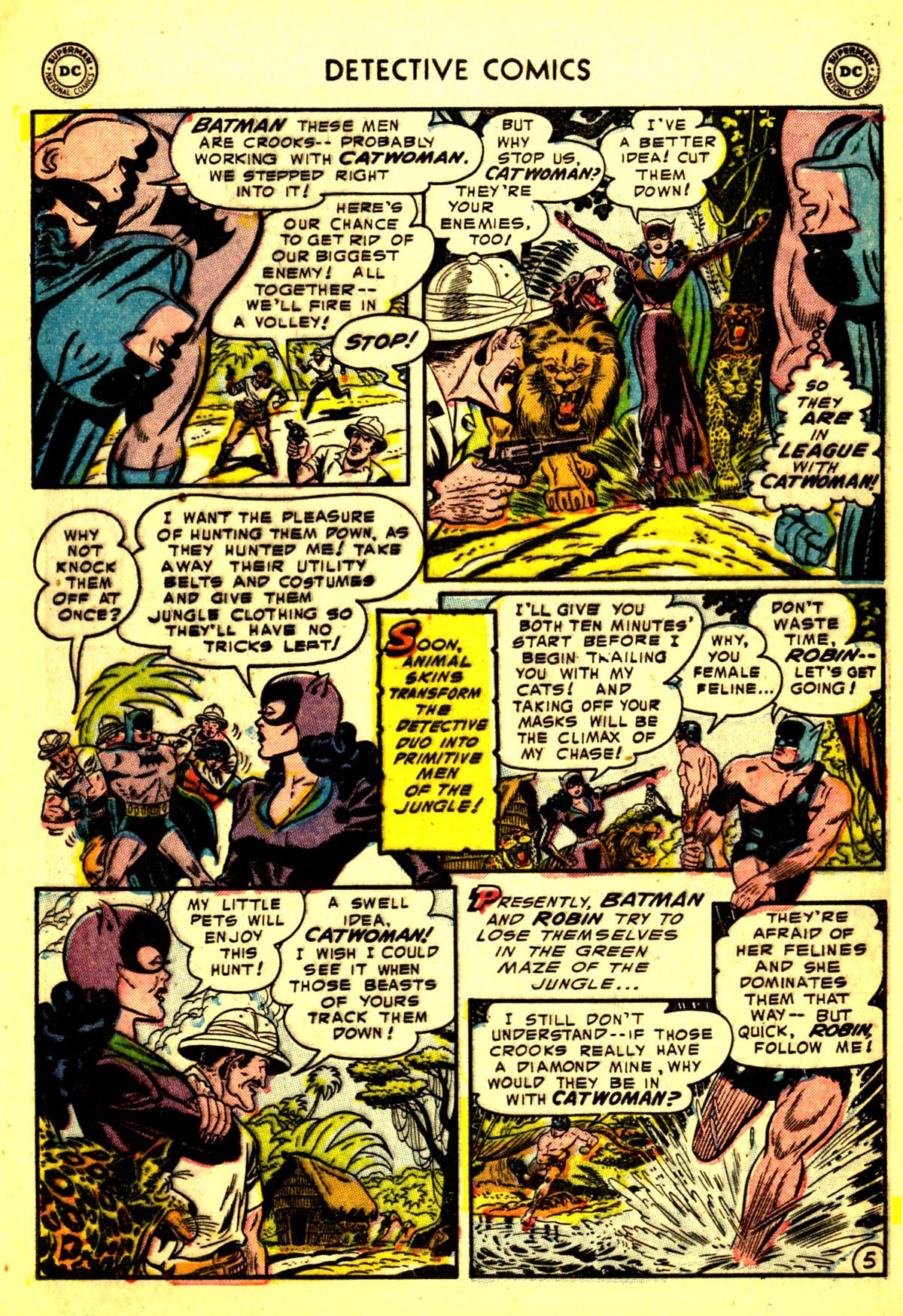 Read online Detective Comics (1937) comic -  Issue #211 - 7