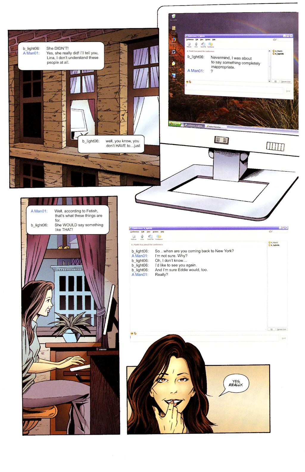 Read online ShadowHawk (2005) comic -  Issue #14 - 16