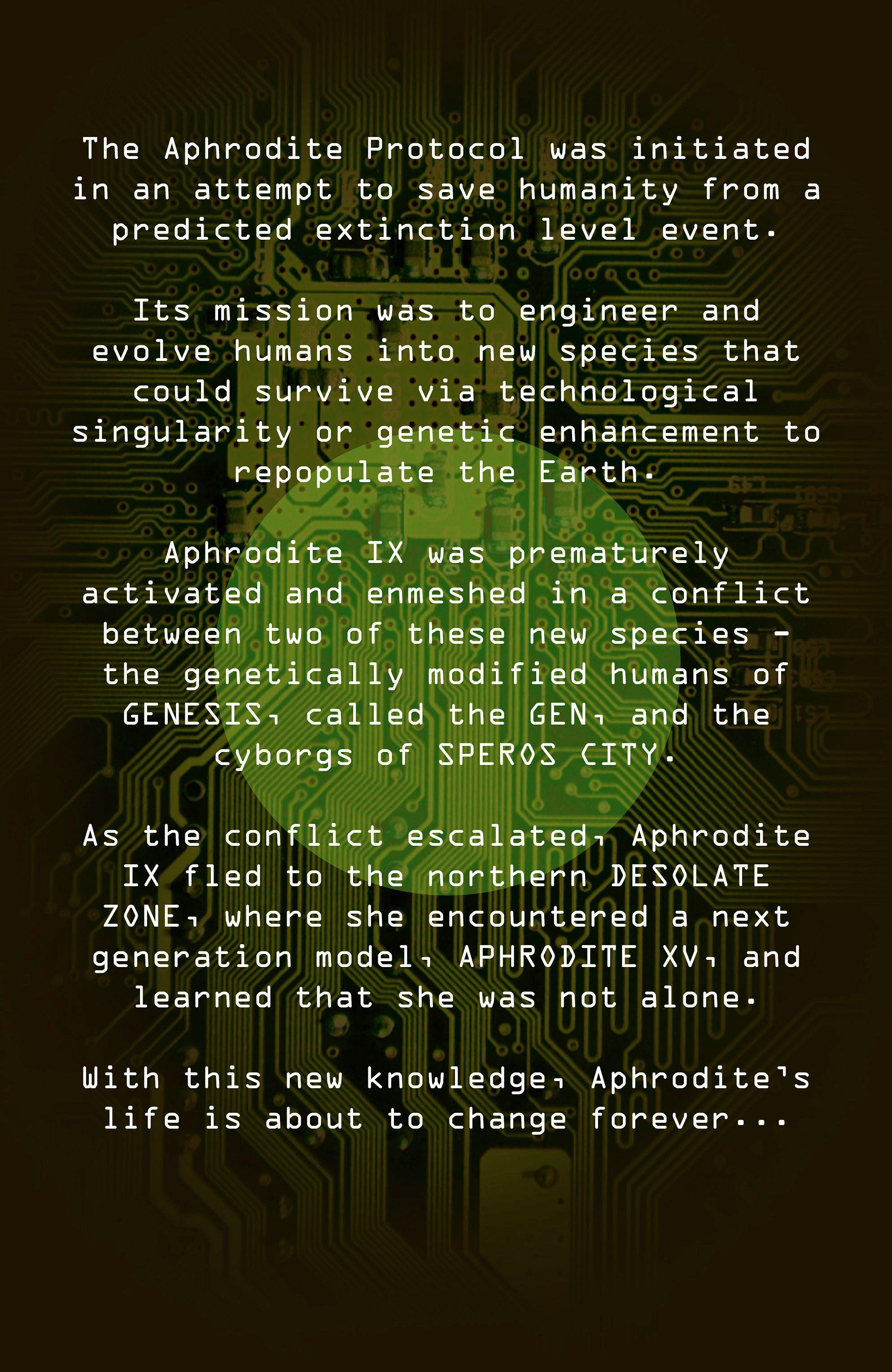 Read online Aphrodite IX (2013) comic -  Issue #10 - 3