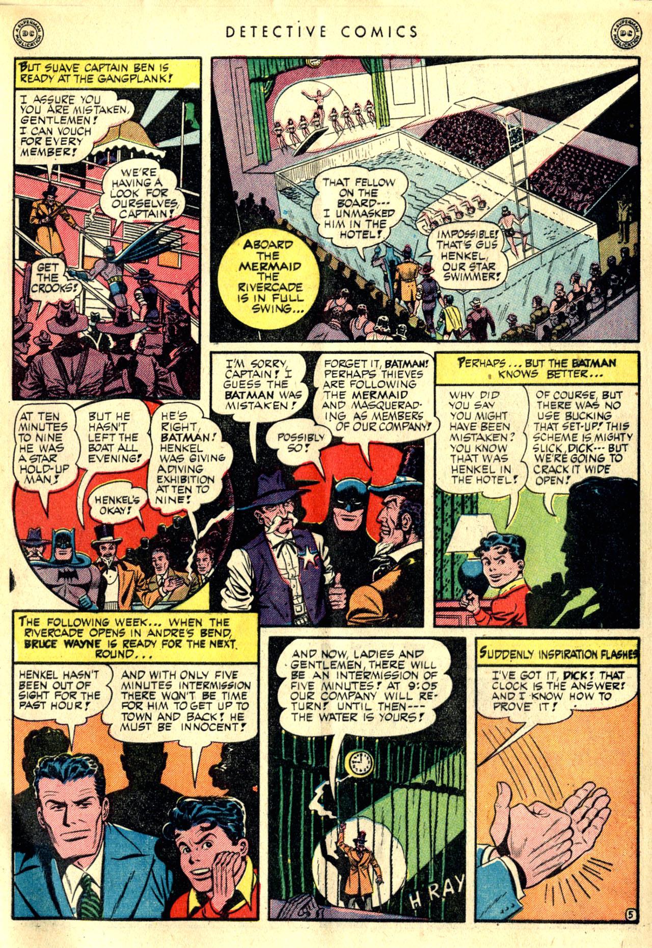 Read online Detective Comics (1937) comic -  Issue #90 - 7
