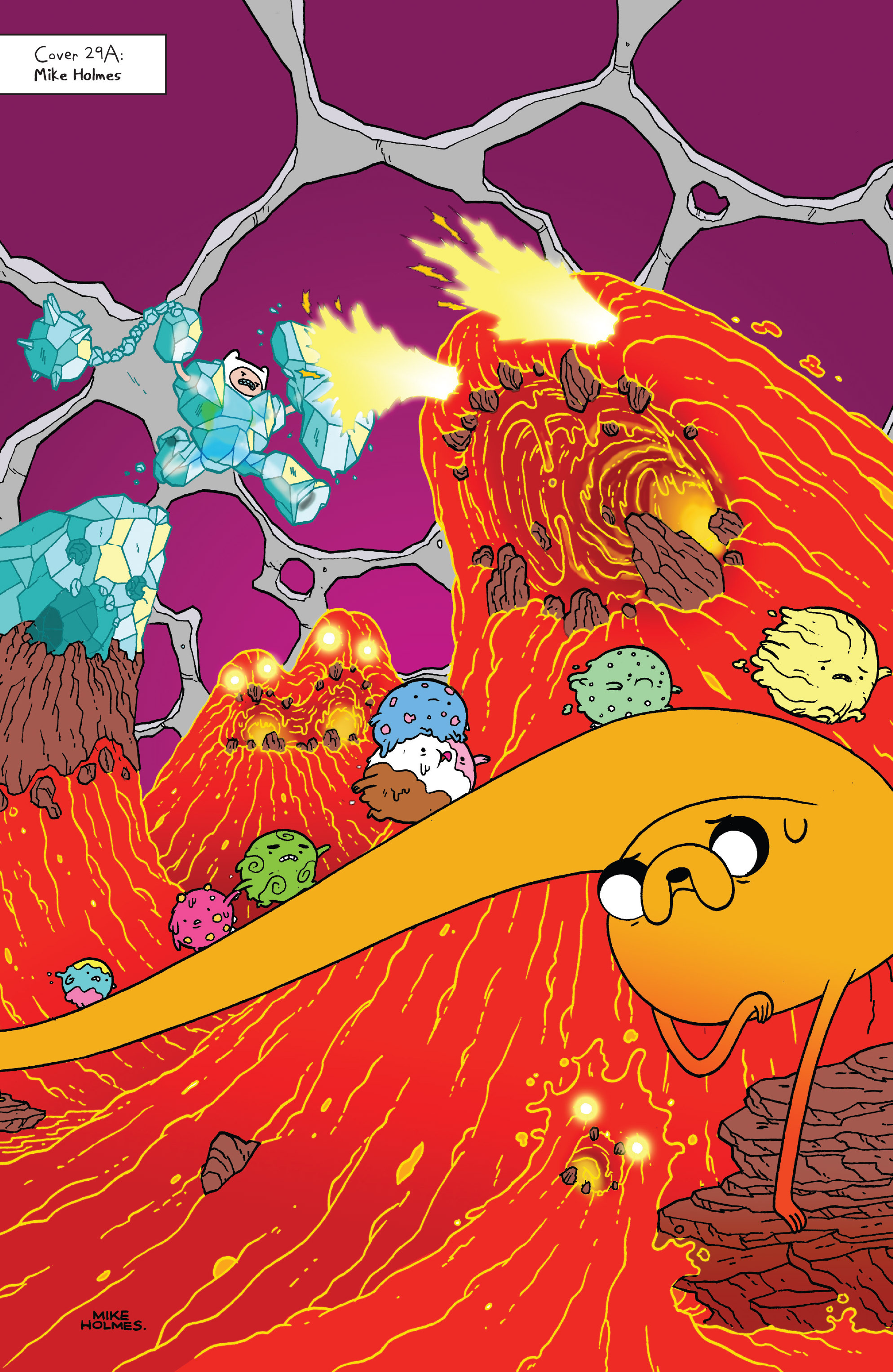 Read online Adventure Time comic -  Issue #Adventure Time _TPB 6 - 122
