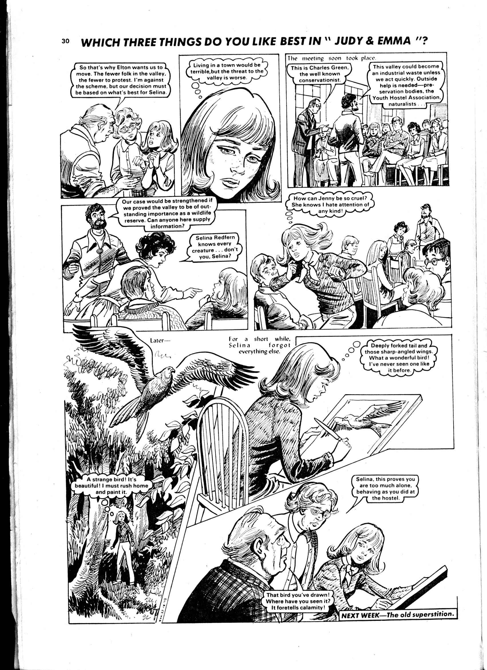 Read online Judy comic -  Issue #1041 - 30