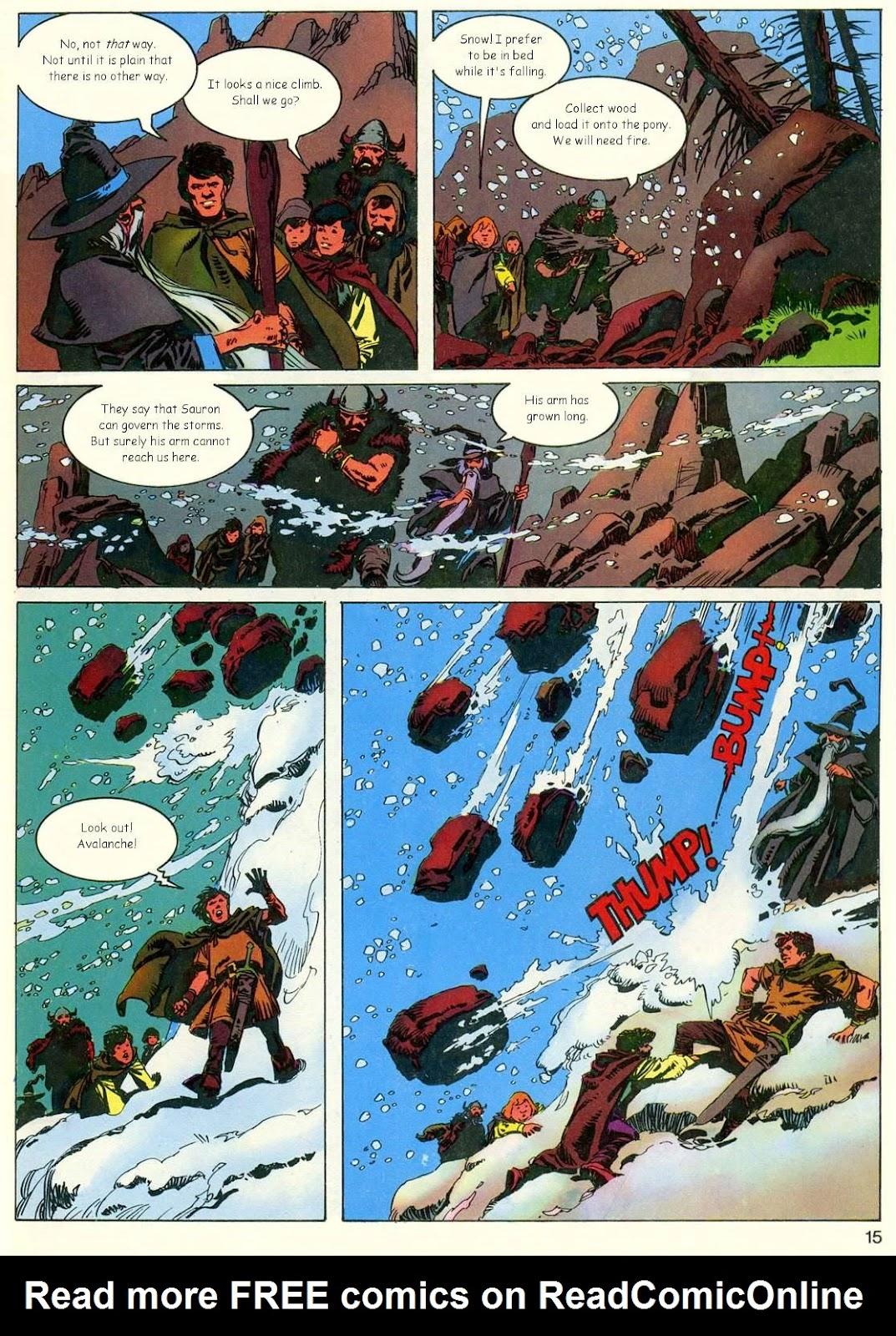 El Señor de los Anillos issue 2 - Page 12
