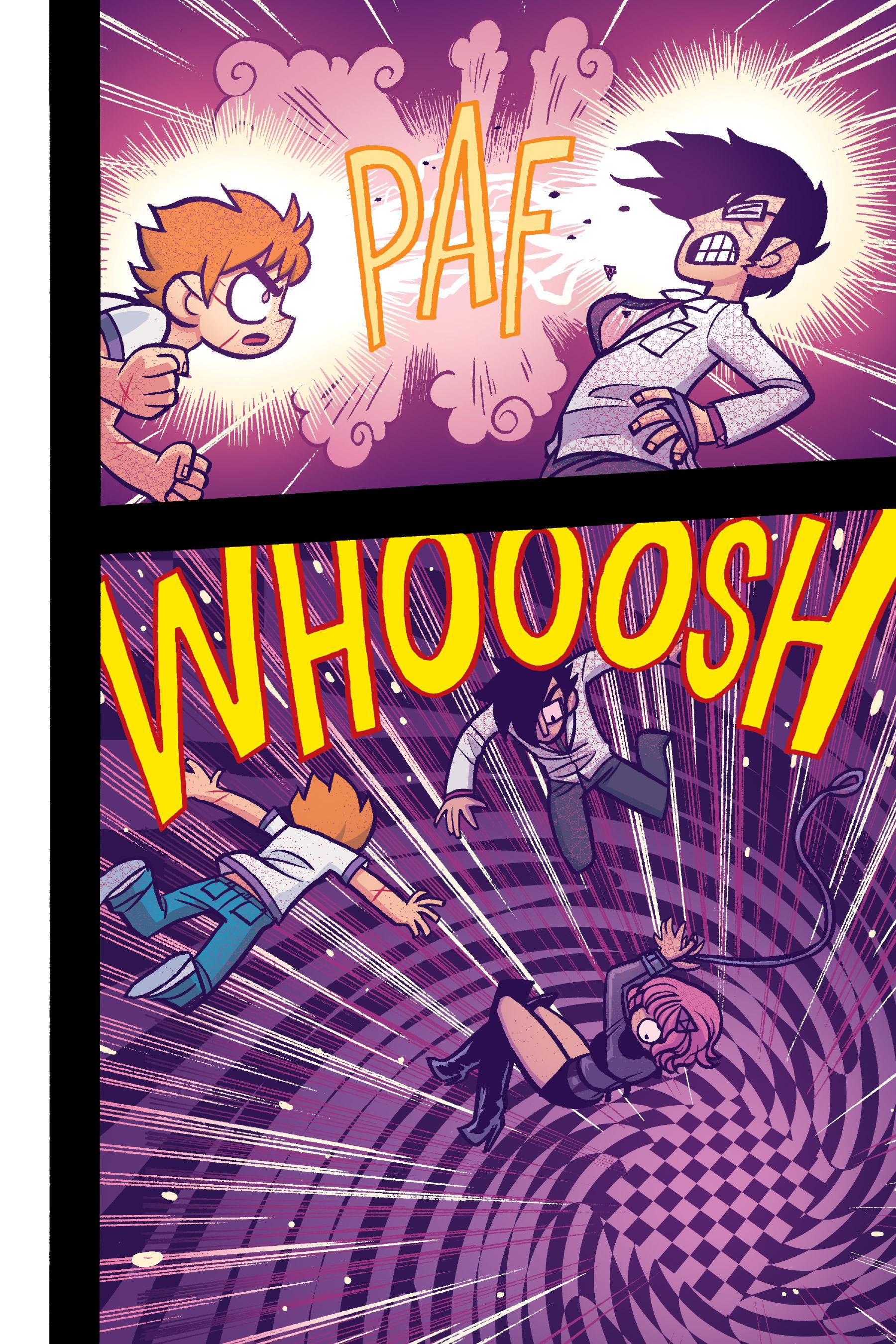 Read online Scott Pilgrim comic -  Issue #6 - 176