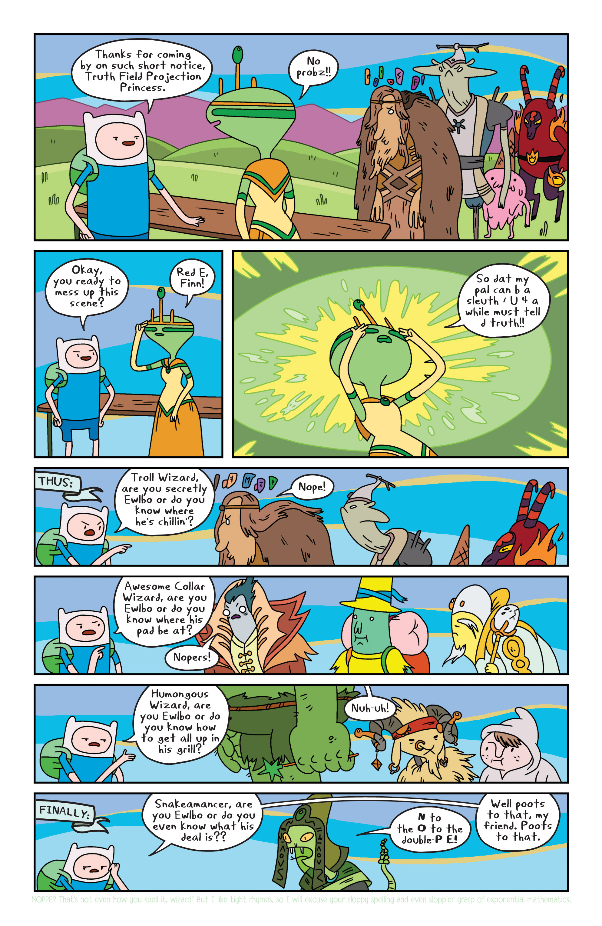 Adventure Time 12 Page 17